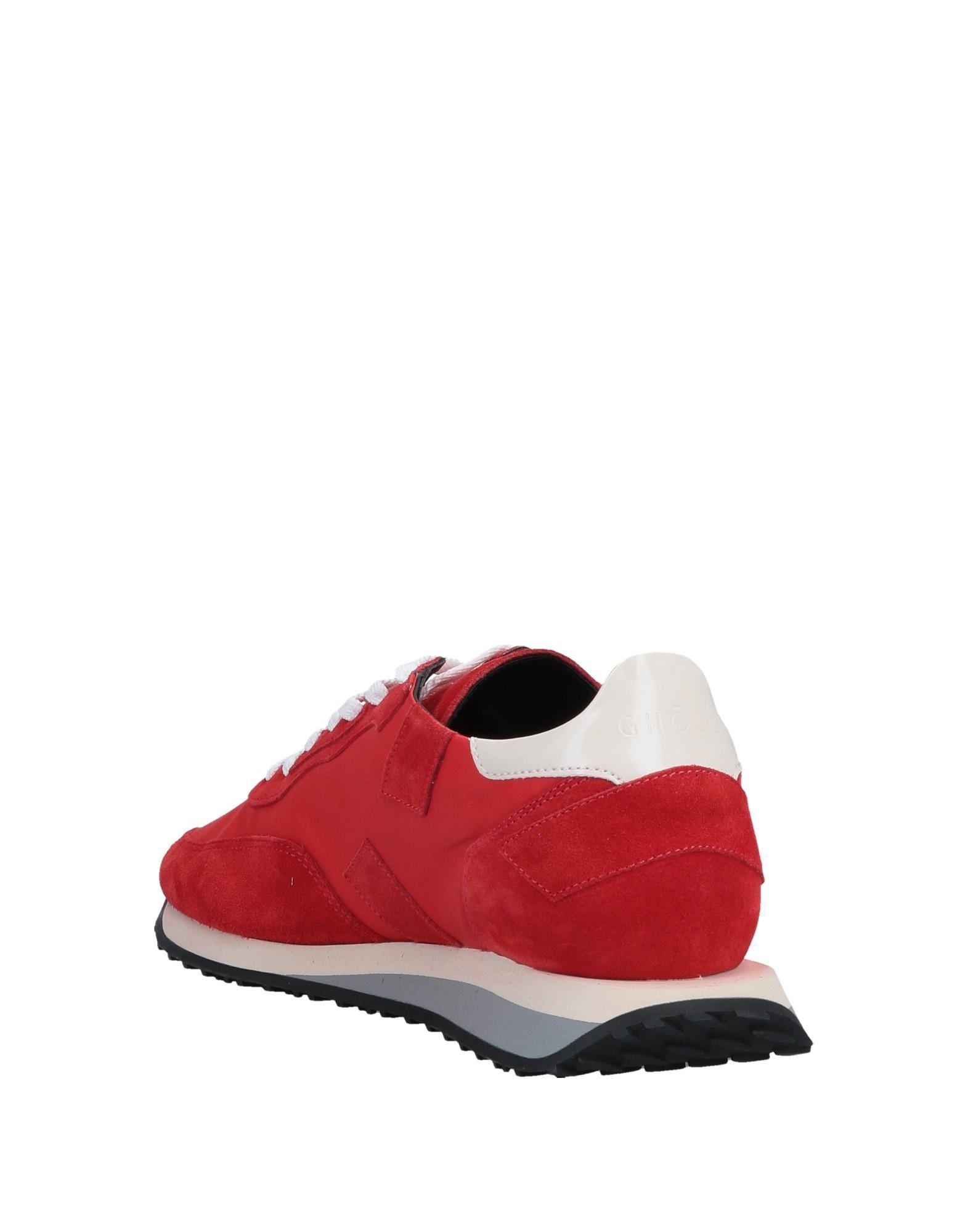 632d98d916cd Lyst - GHŌUD Low-tops   Sneakers in Red for Men