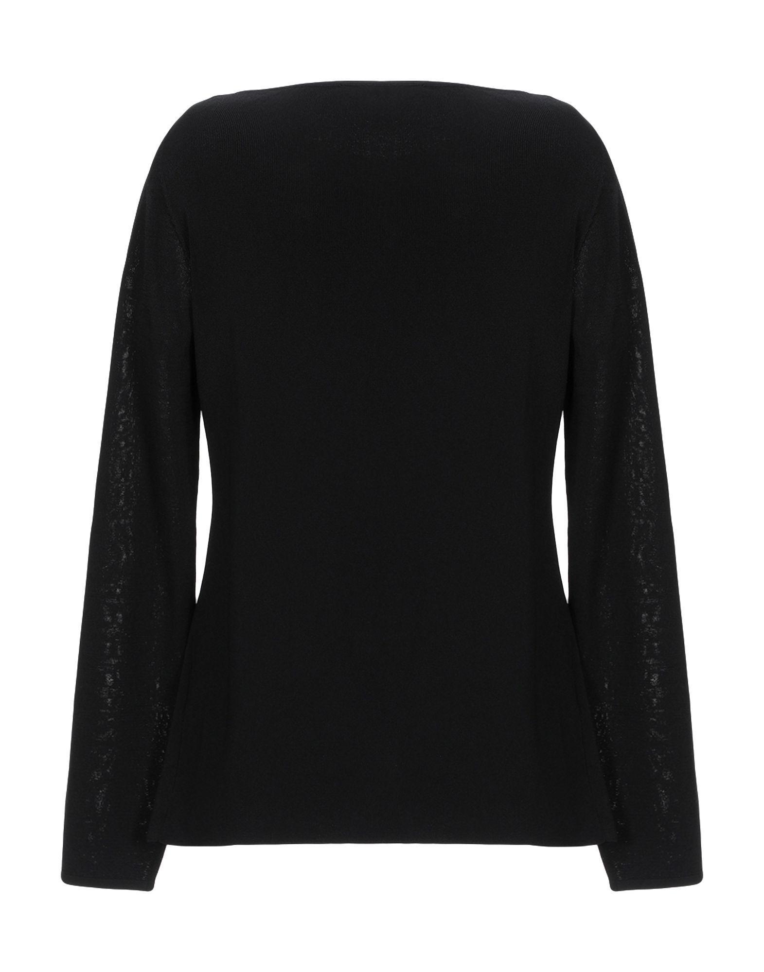 Pullover Synthétique Paule Ka en coloris Noir