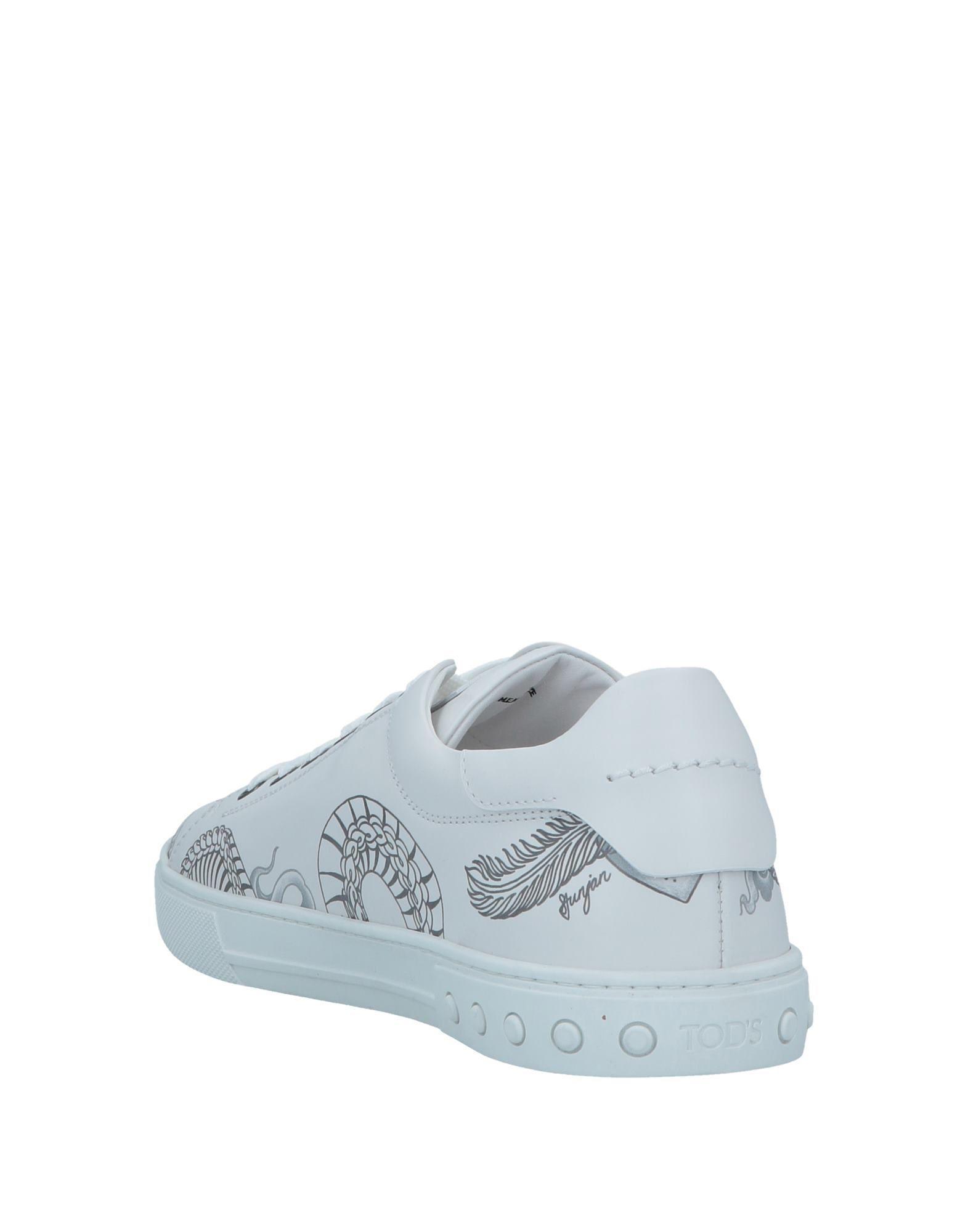 Sneakers & Tennis basses Tod's pour homme en coloris Blanc RLem
