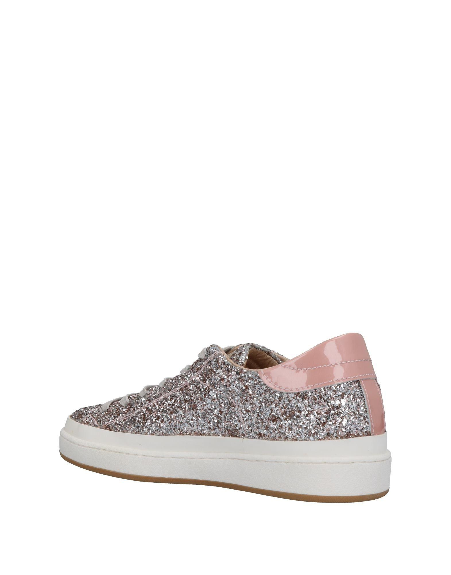 Philippe Model Low-tops & Sneakers in Pink
