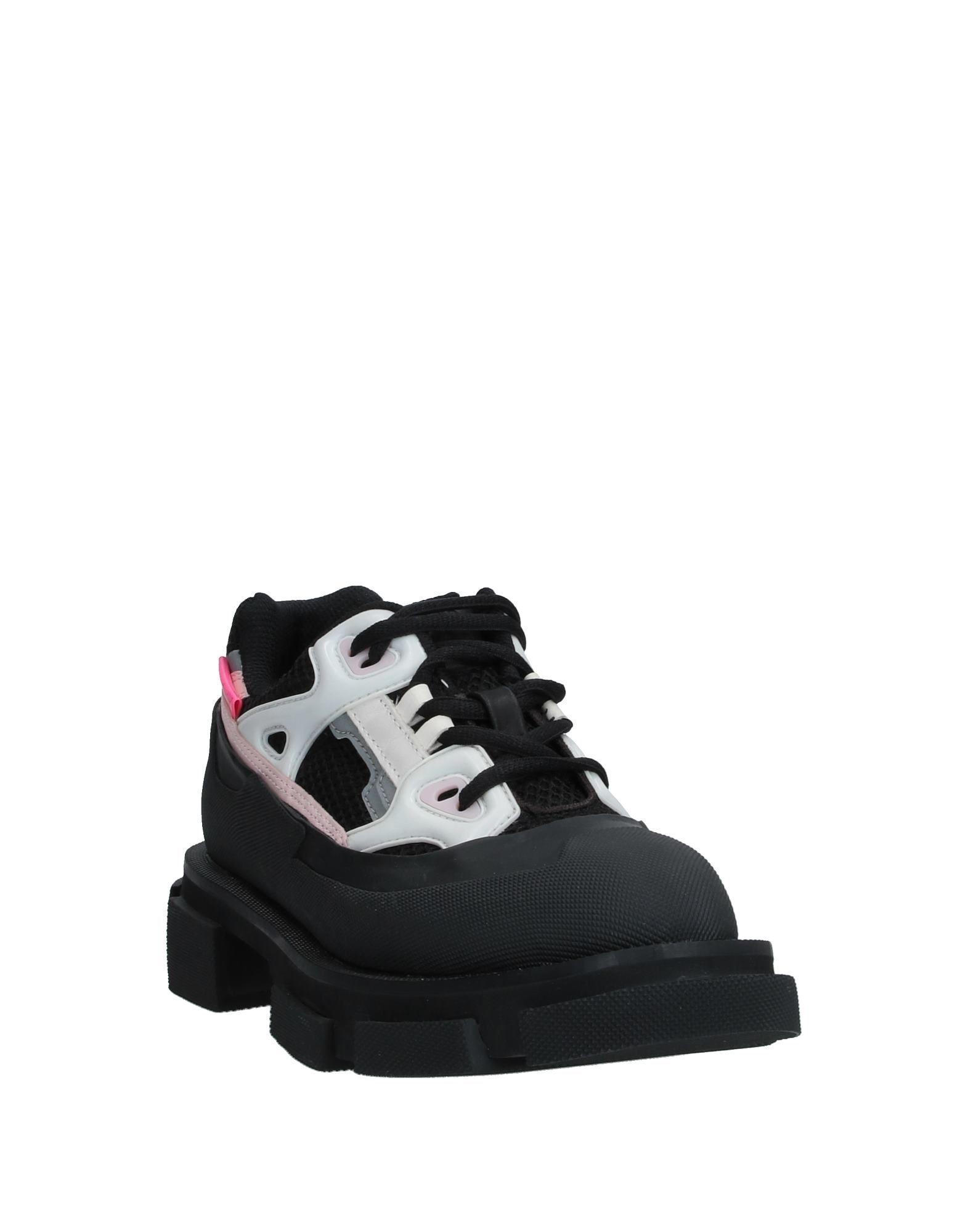 Zapatos de cordones BOTH Paris de Caucho de color Negro