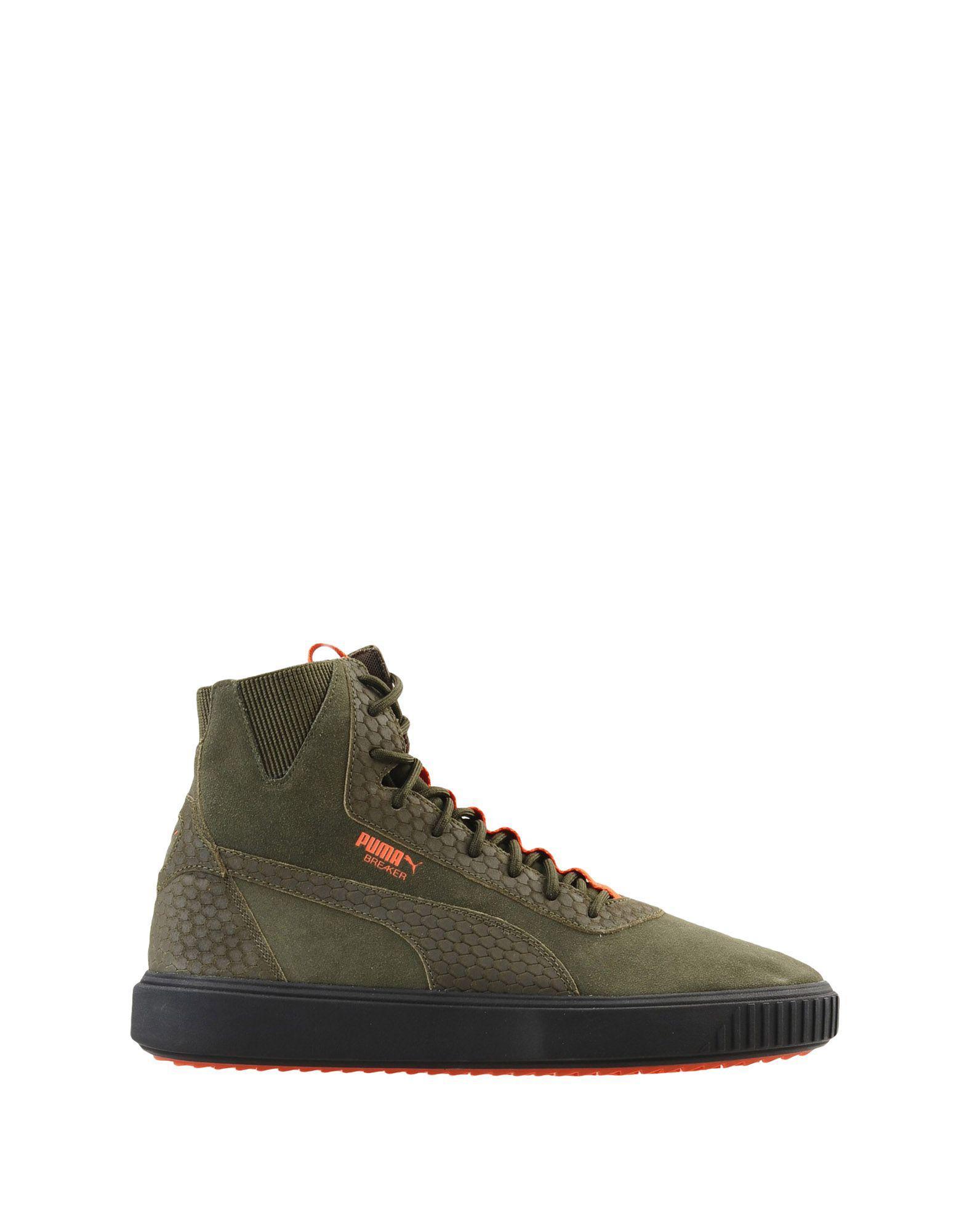 PUMA Suede High-tops \u0026 Sneakers in
