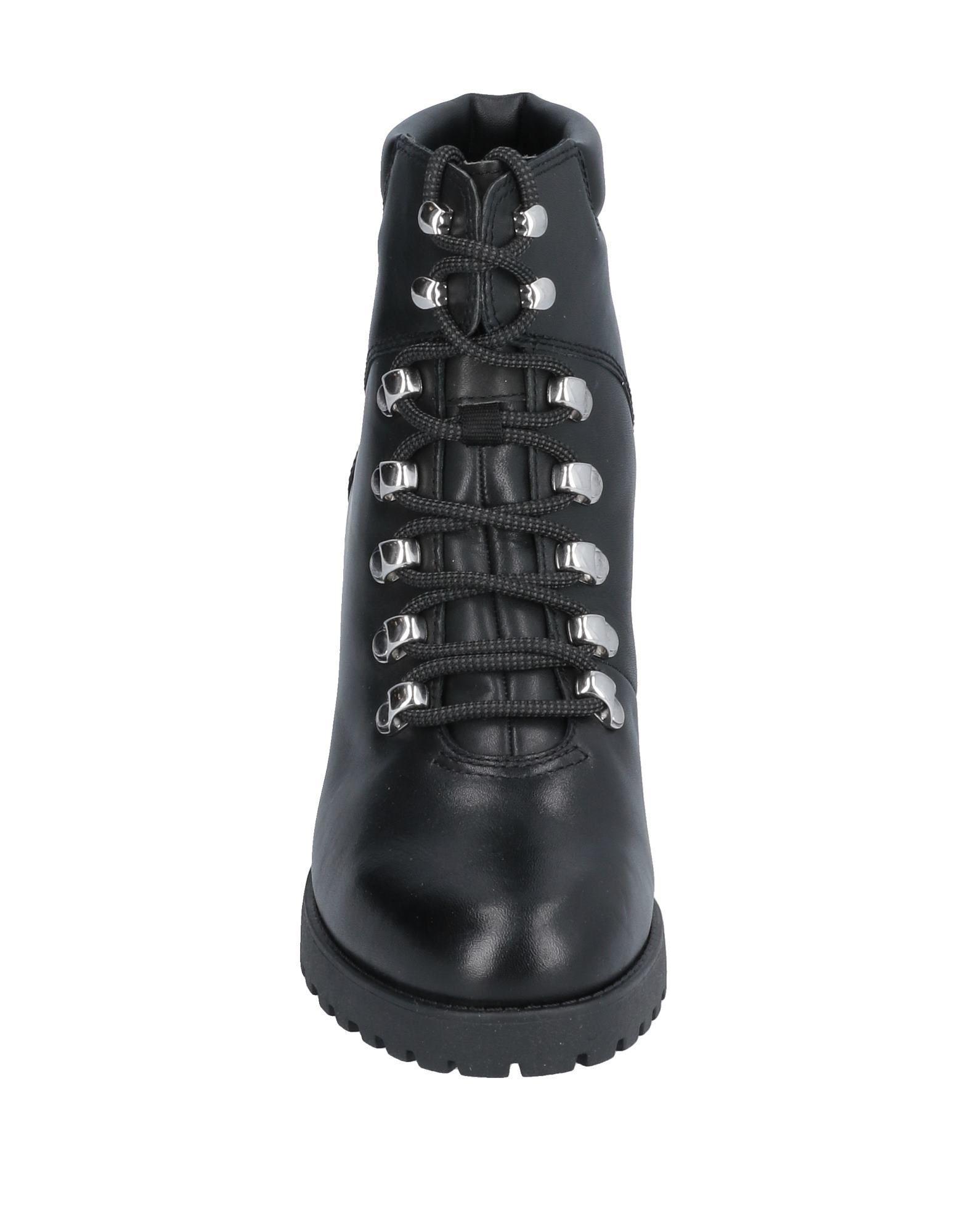 Botines de caña alta Vagabond de color Negro