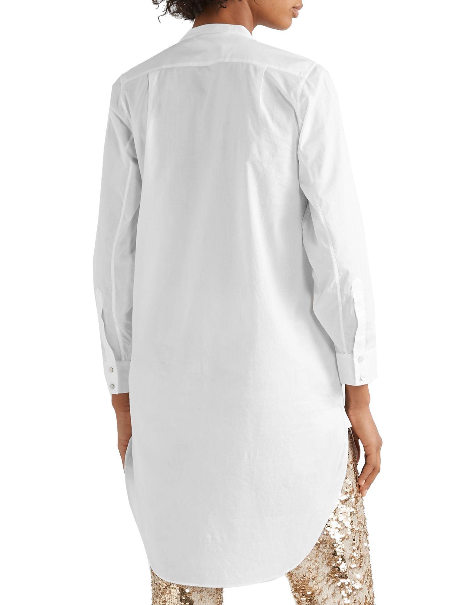 Vestido por la rodilla Figue de color Blanco