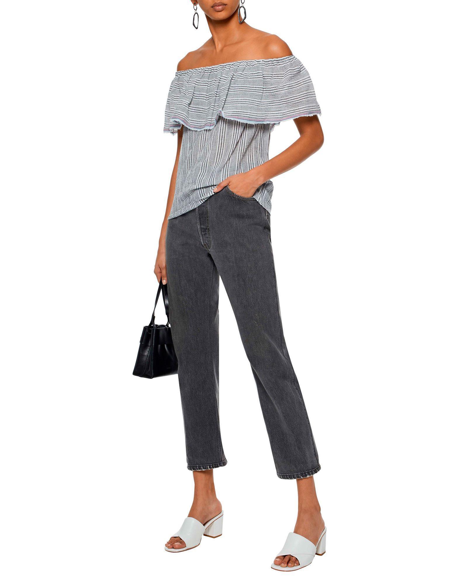 Blusa Bailey 44 de color Gris