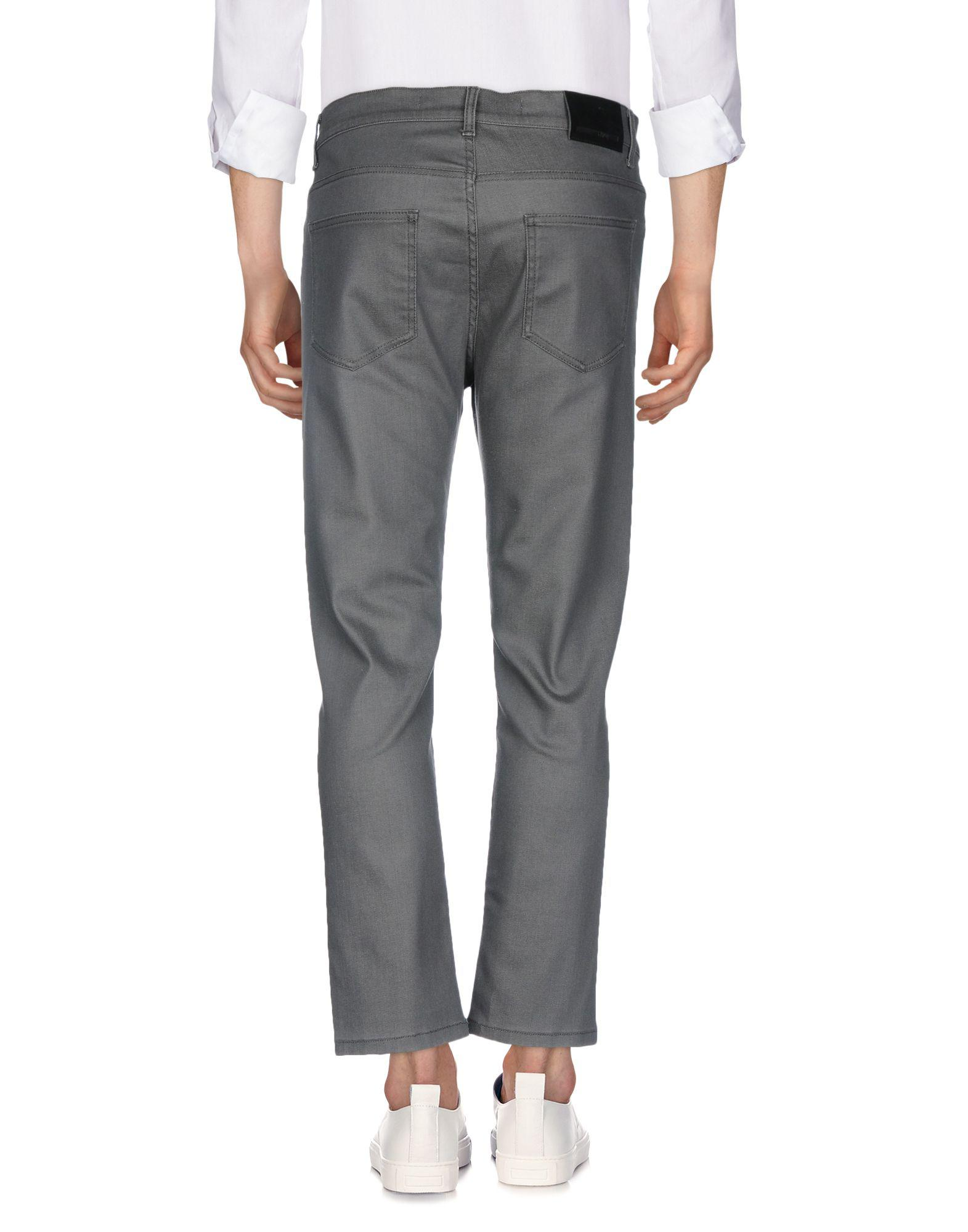 McQ Denim Pants in Grey (Grey) for Men