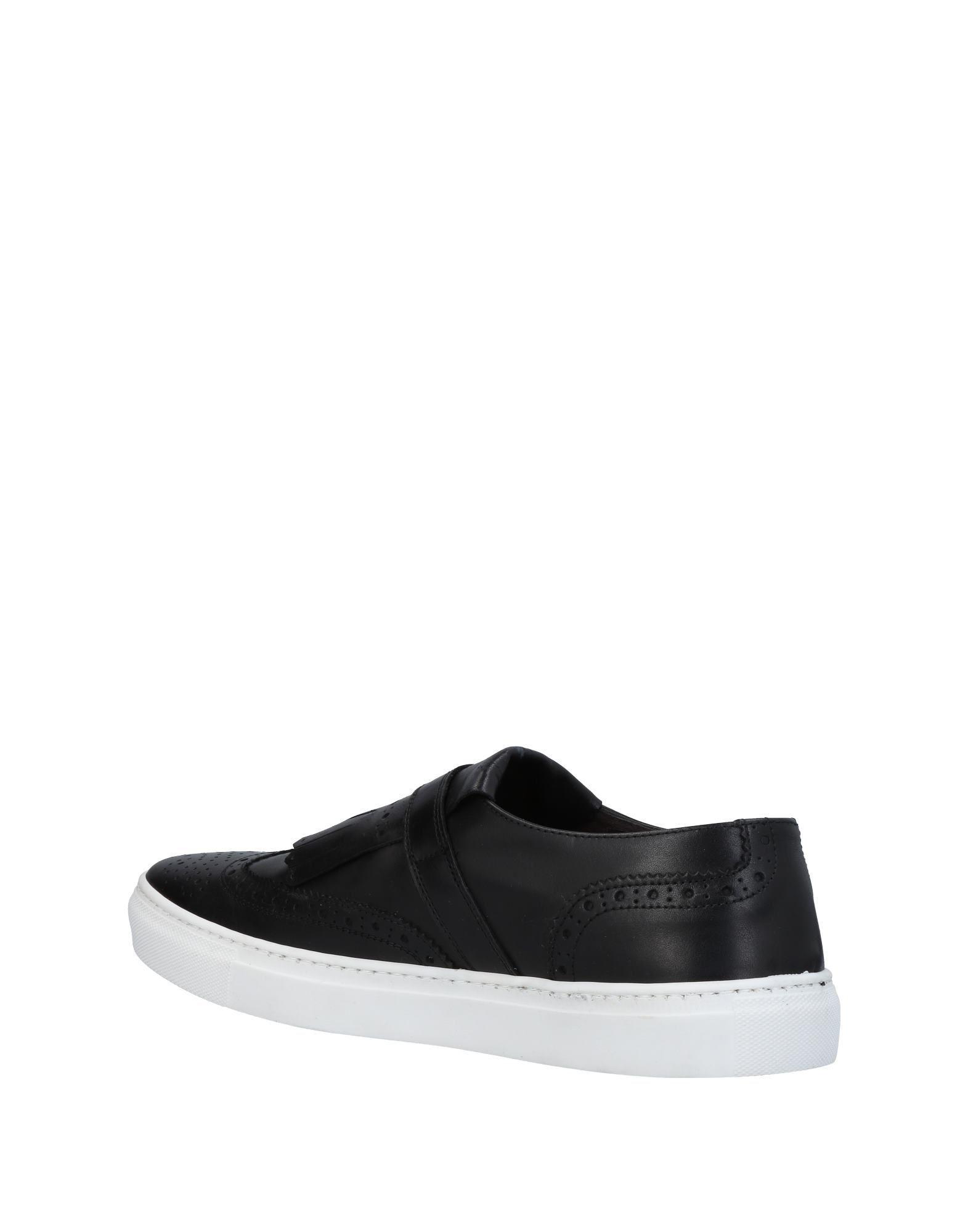 Sneakers & Deportivas AT.P.CO de Cuero de color Negro para hombre