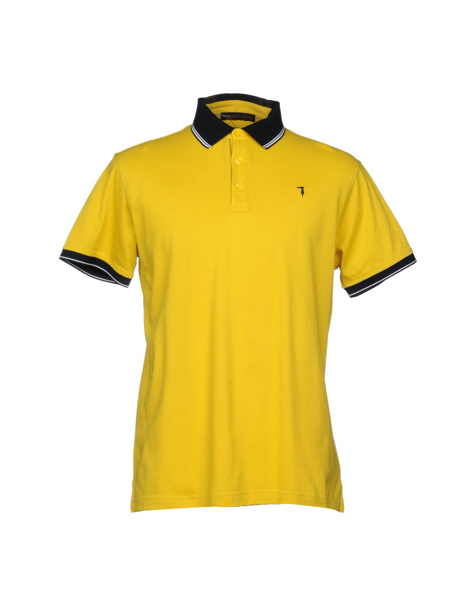 70af9d2a6 Black And Yellow Polo Shirts