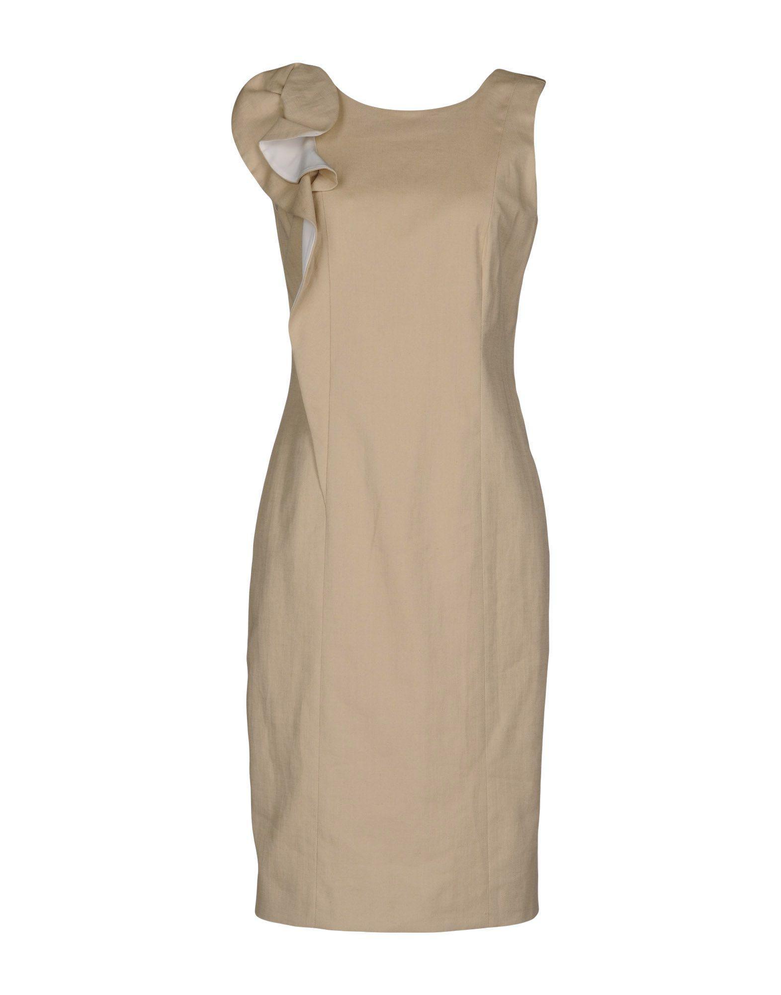 DRESSES - Long dresses Fabrizio Lenzi shRnnI
