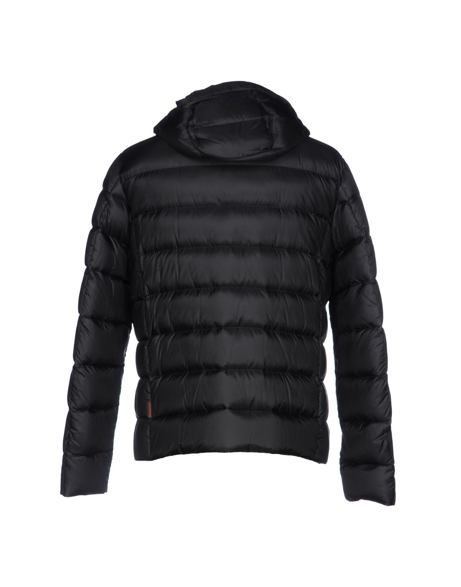 outlet store 7d35d f031d Jan Mayen Black Down Jacket for men