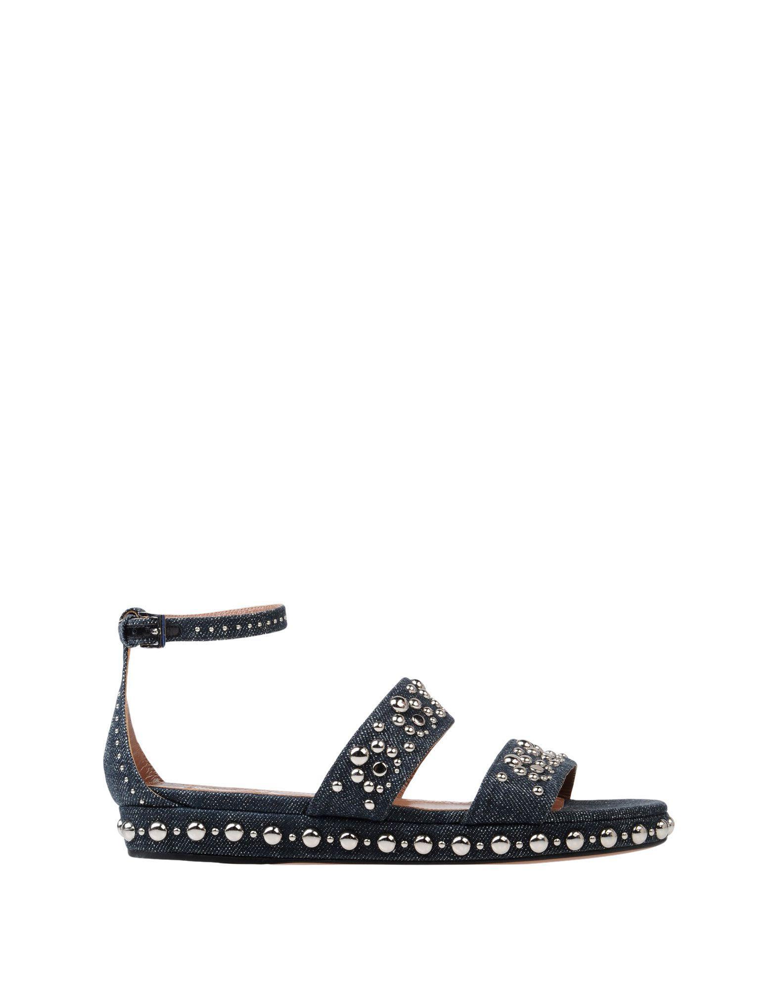 2f577848d3b6c Alaïa Sandals in Black - Lyst