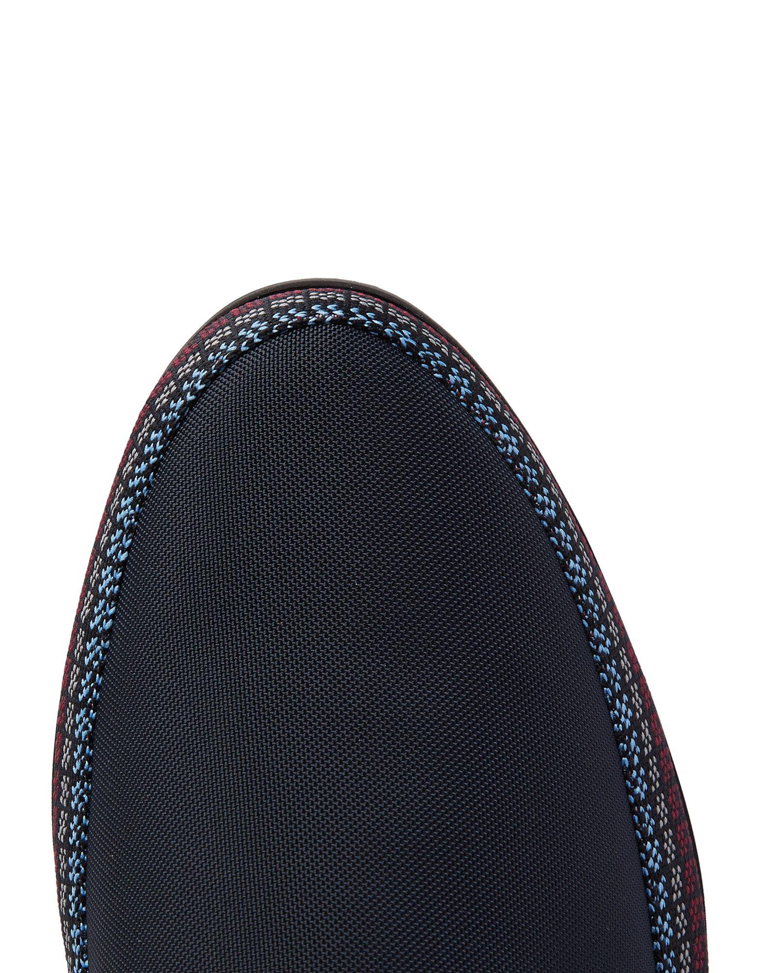Sneakers & Deportivas Prada Linea Rossa de Cuero de color Azul para hombre