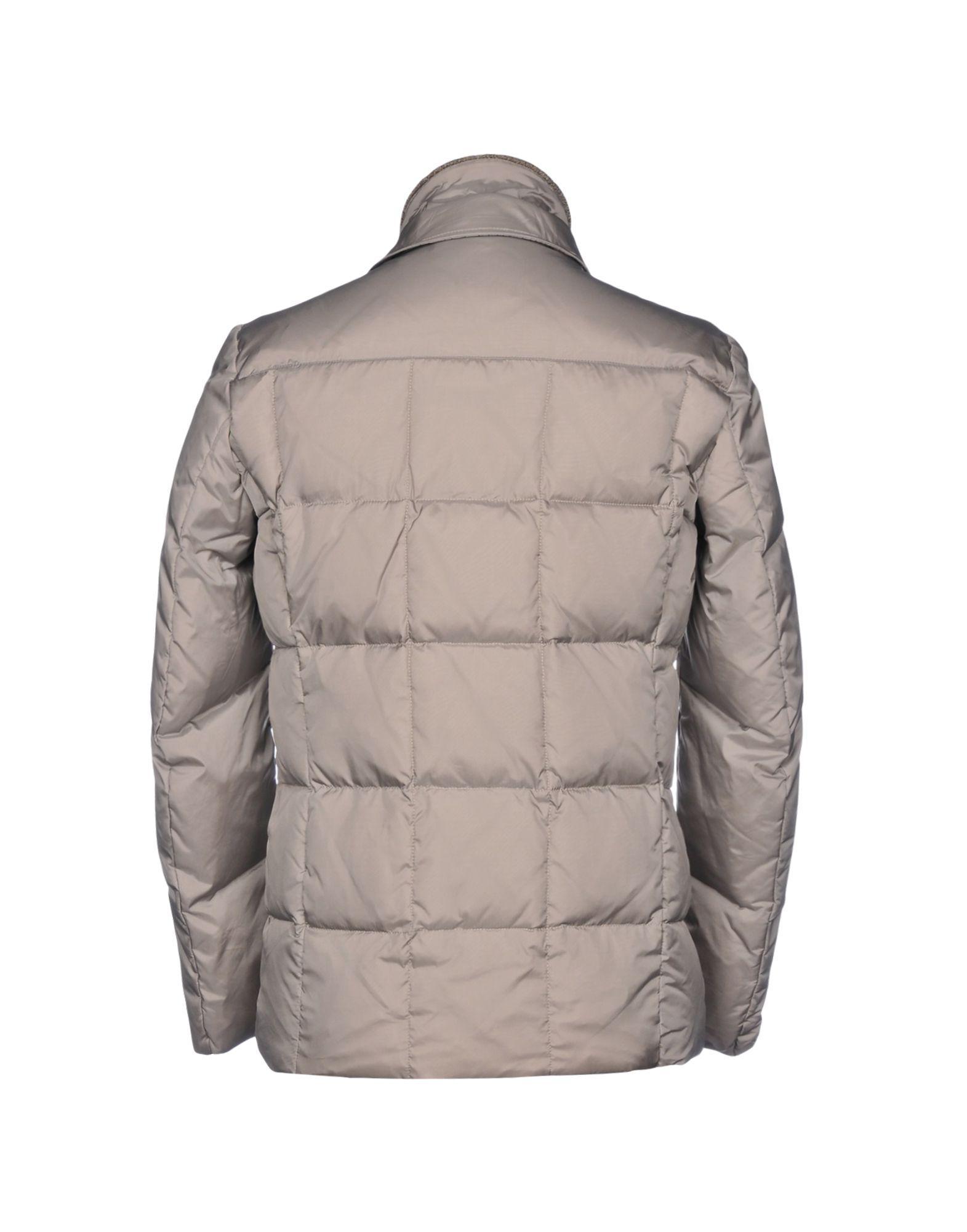Yuko Goose Down Jacket in Grey (Grey) for Men