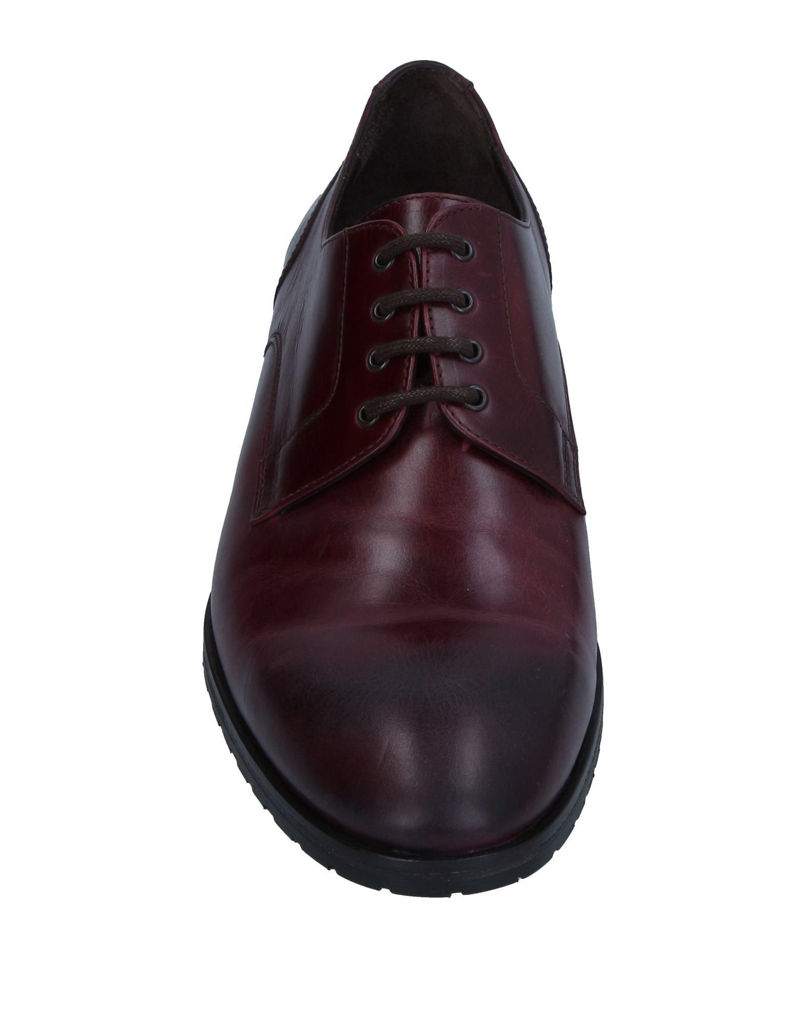 Bruno Magli Leather Lace-up Shoes for Men