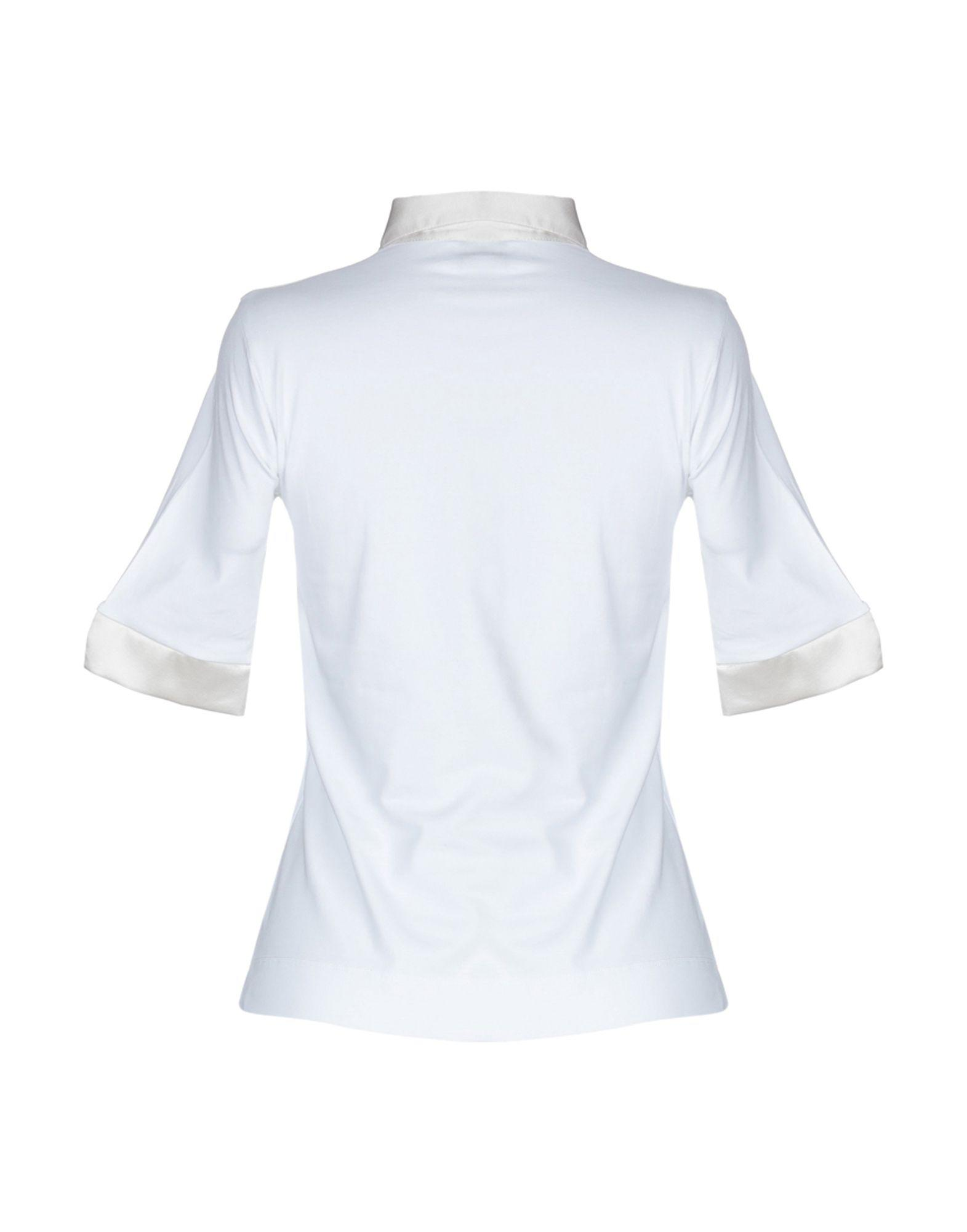 Lyst Snobby Sheep Polo Shirt In White