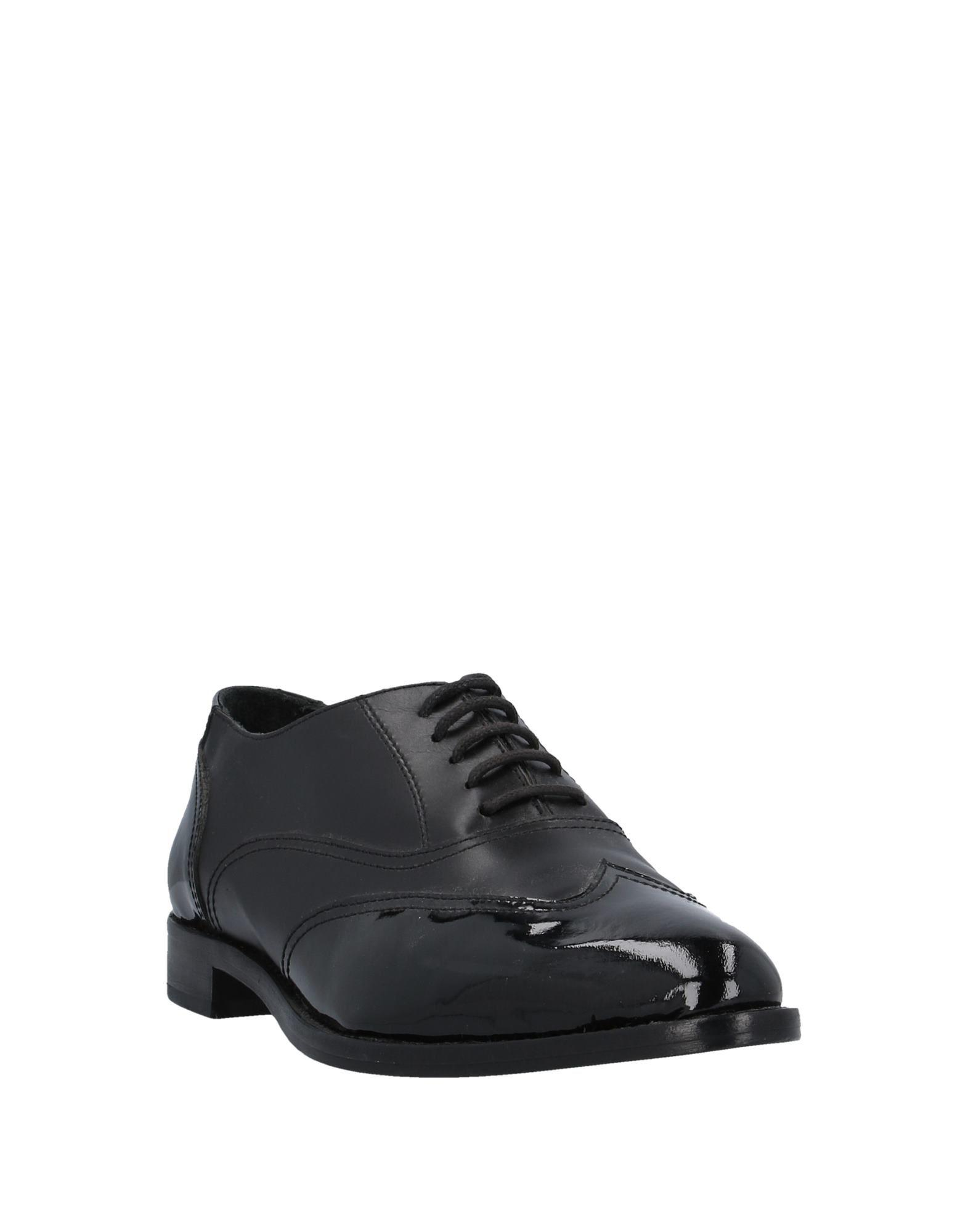 Zapatos de cordones Lemarè de color Negro