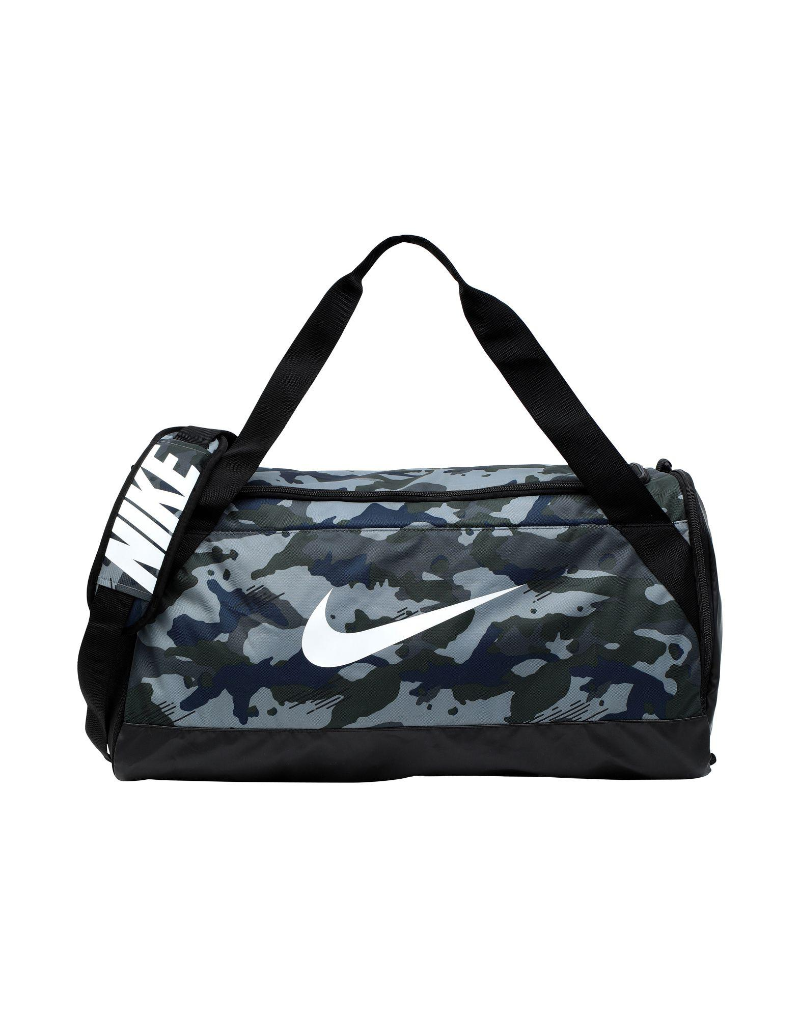 0c65aead Bolso de viaje Nike de color Gris - Lyst