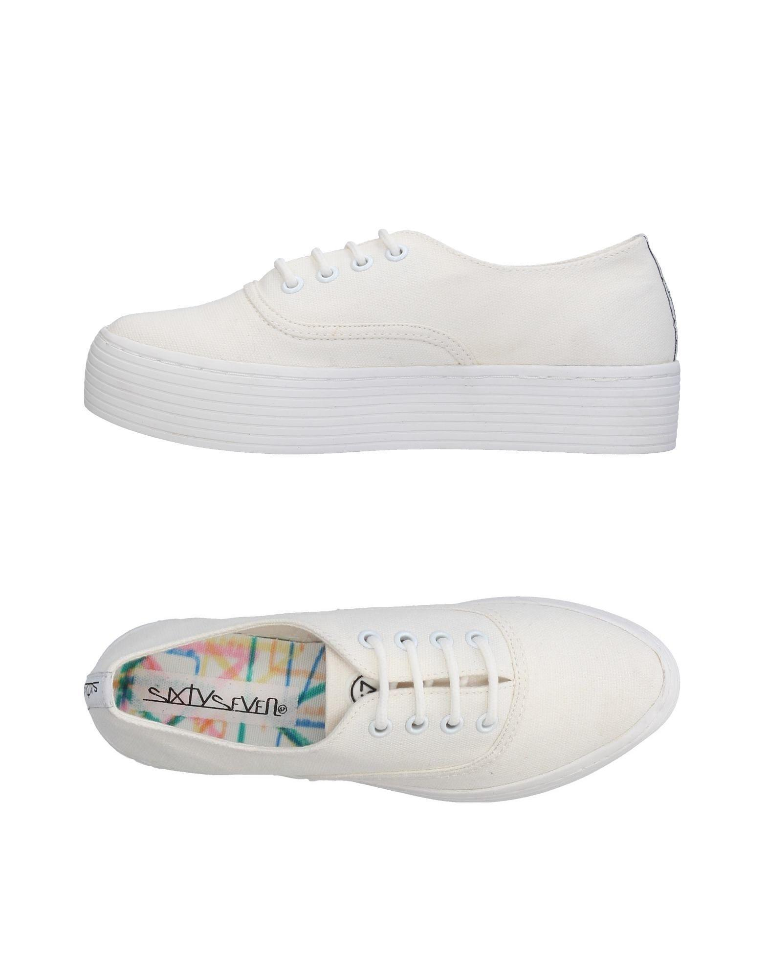 Chaussures - Bas-tops Et Baskets Sixtyseven NIxla