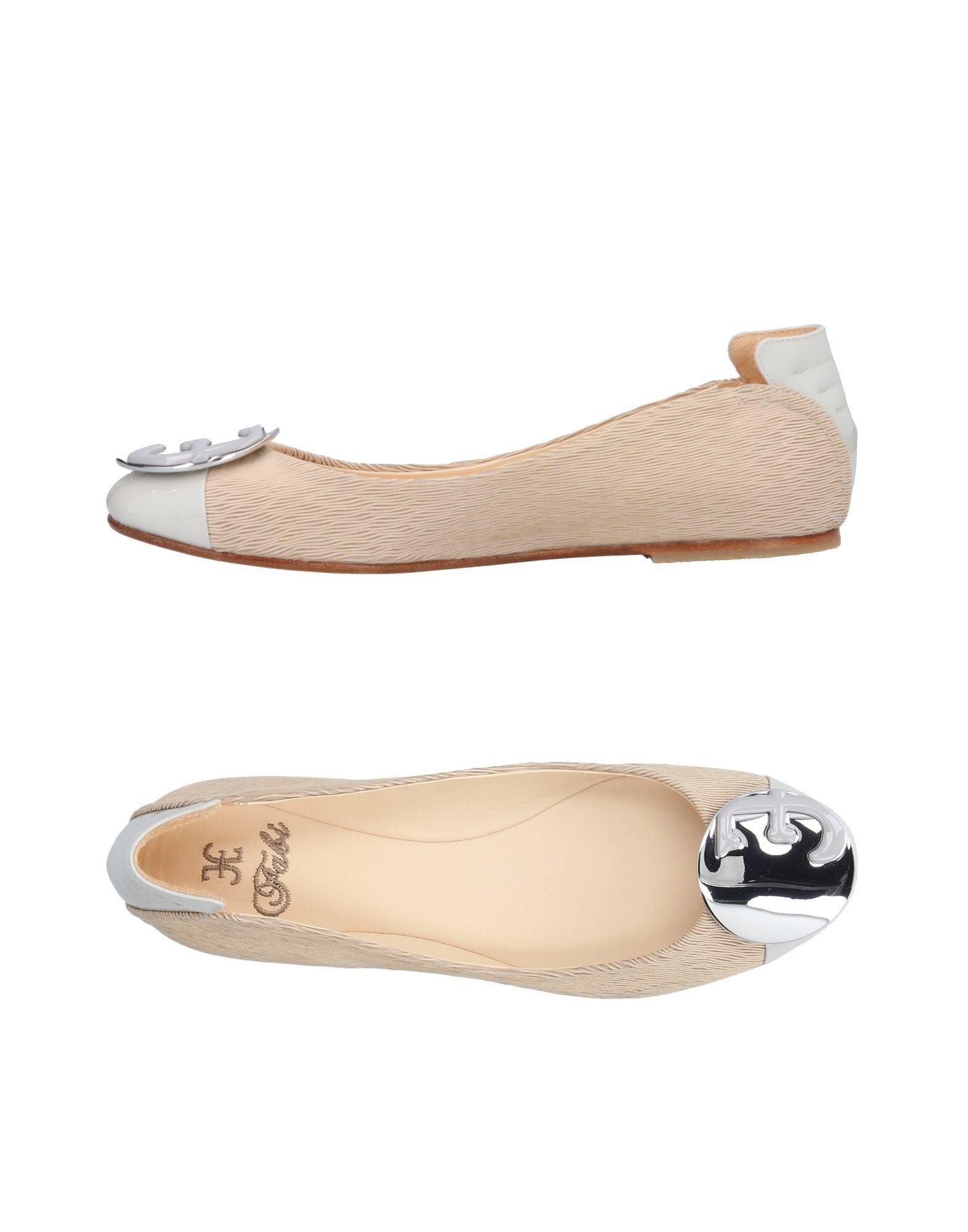FOOTWEAR - Ballet flats Fabi kSwHS00Bb