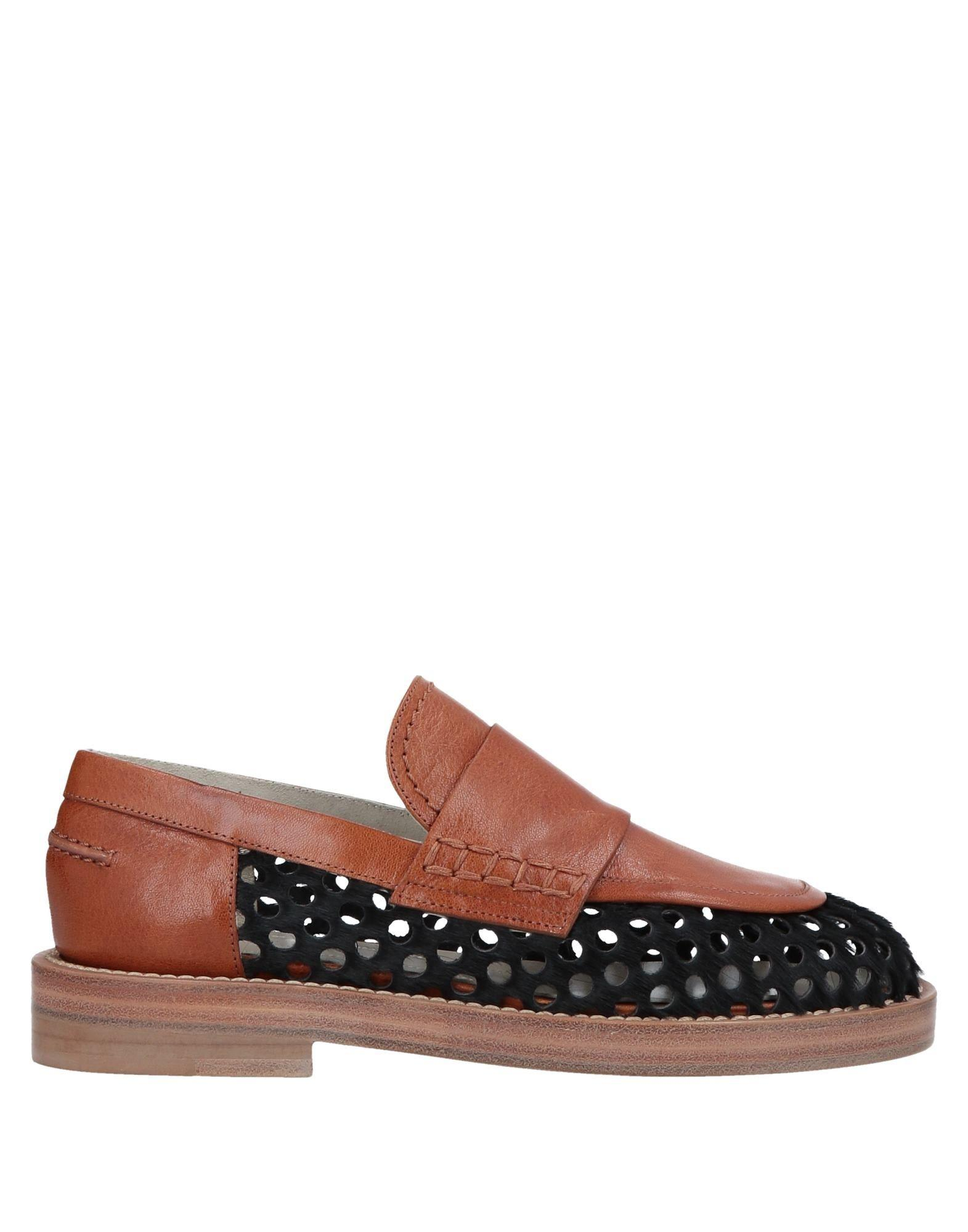 c720221028e Marni Loafer in Black - Lyst