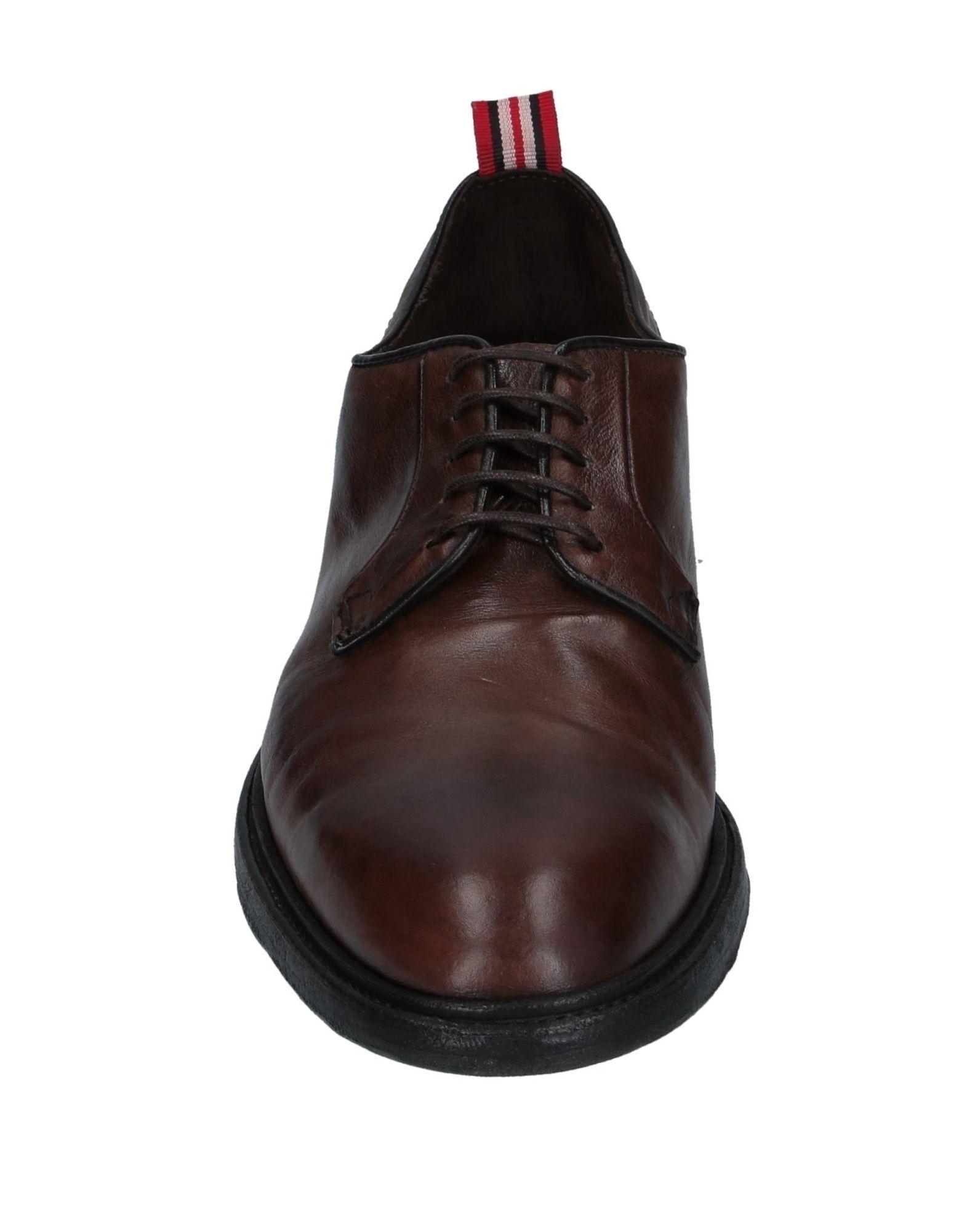 Zapatos de cordones Green George de Cuero de color Marrón para hombre