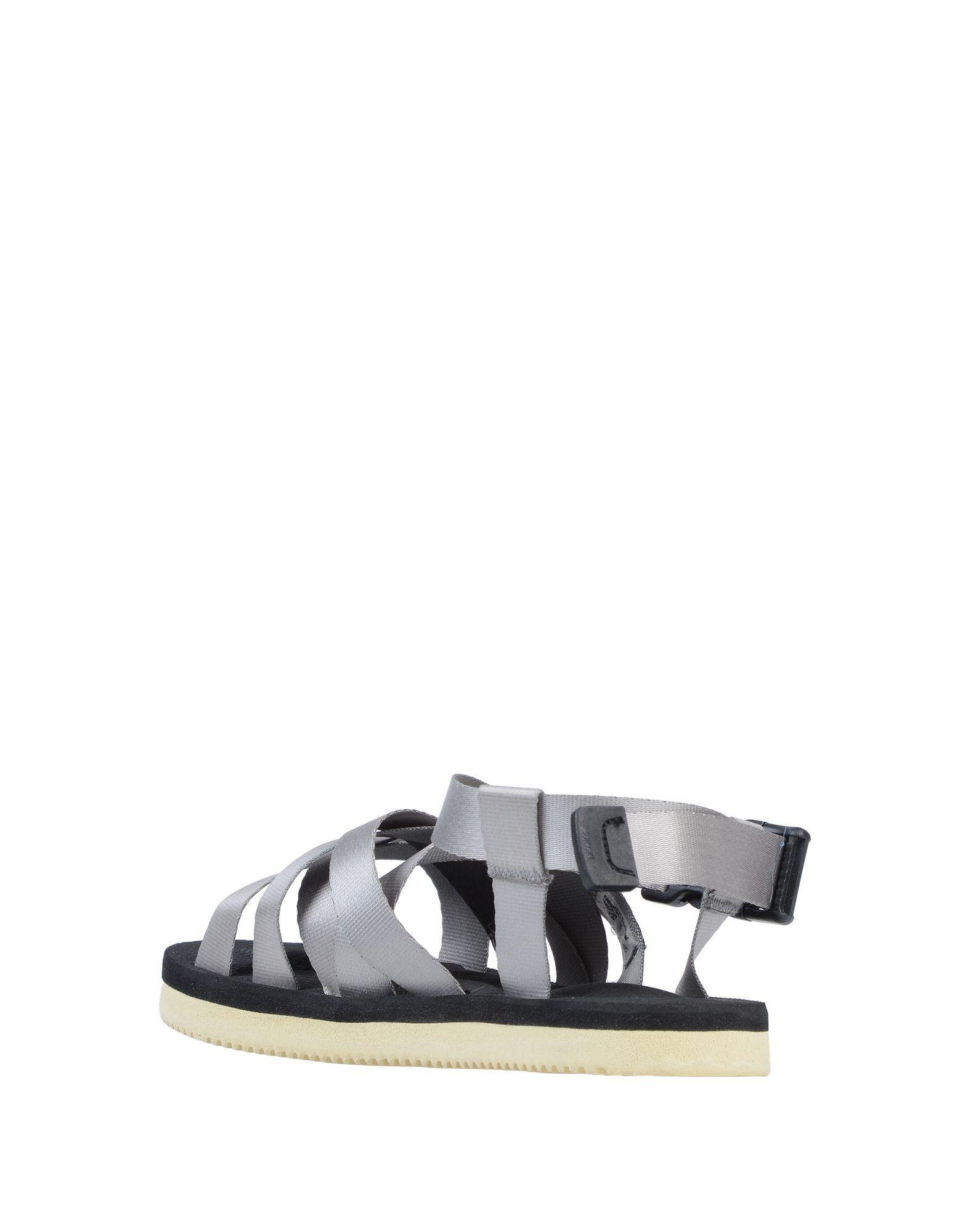 817ad5c6989 Lyst - Suicoke Sandals in Gray
