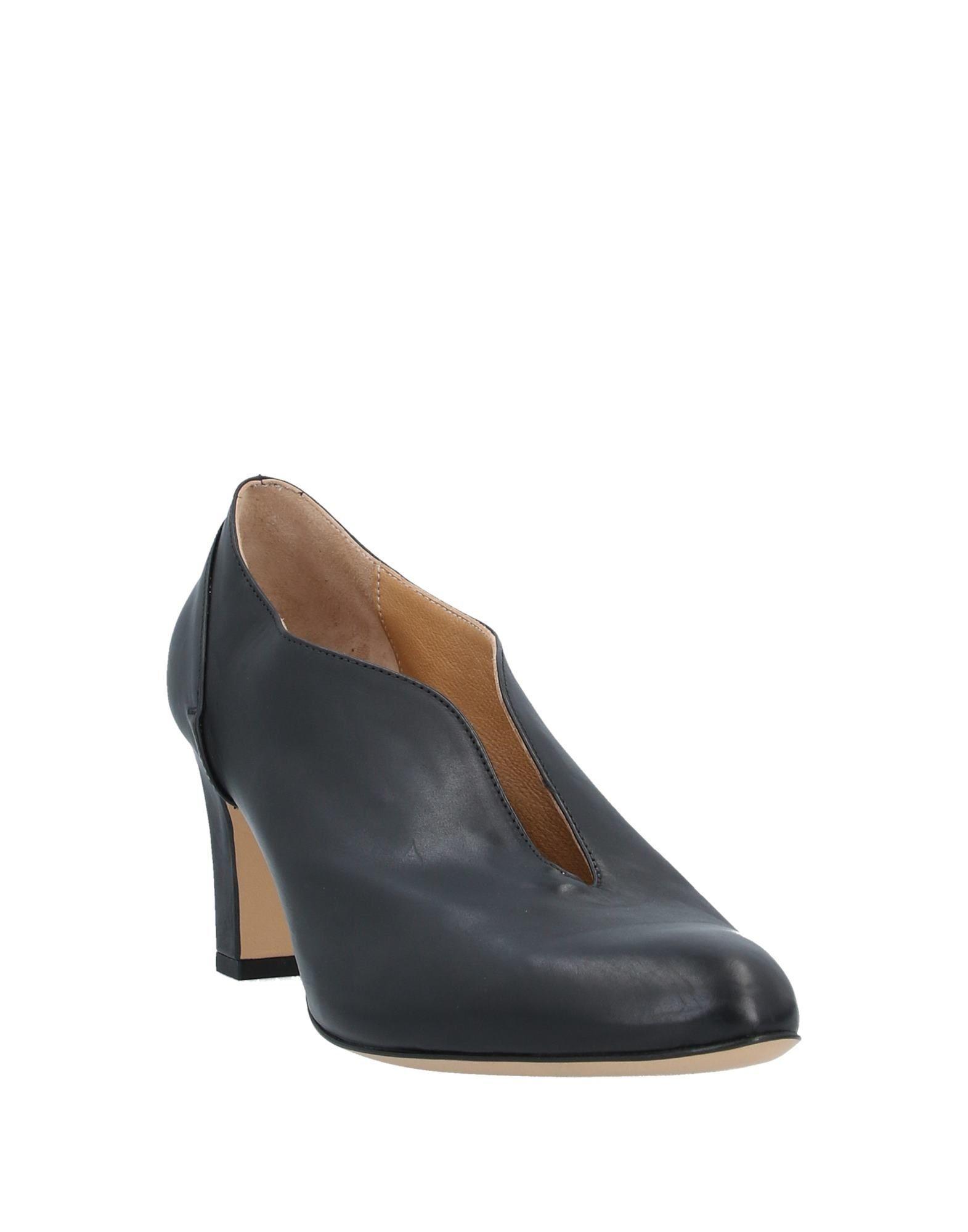 Zapatos de salón Pomme D'or de Cuero de color Negro