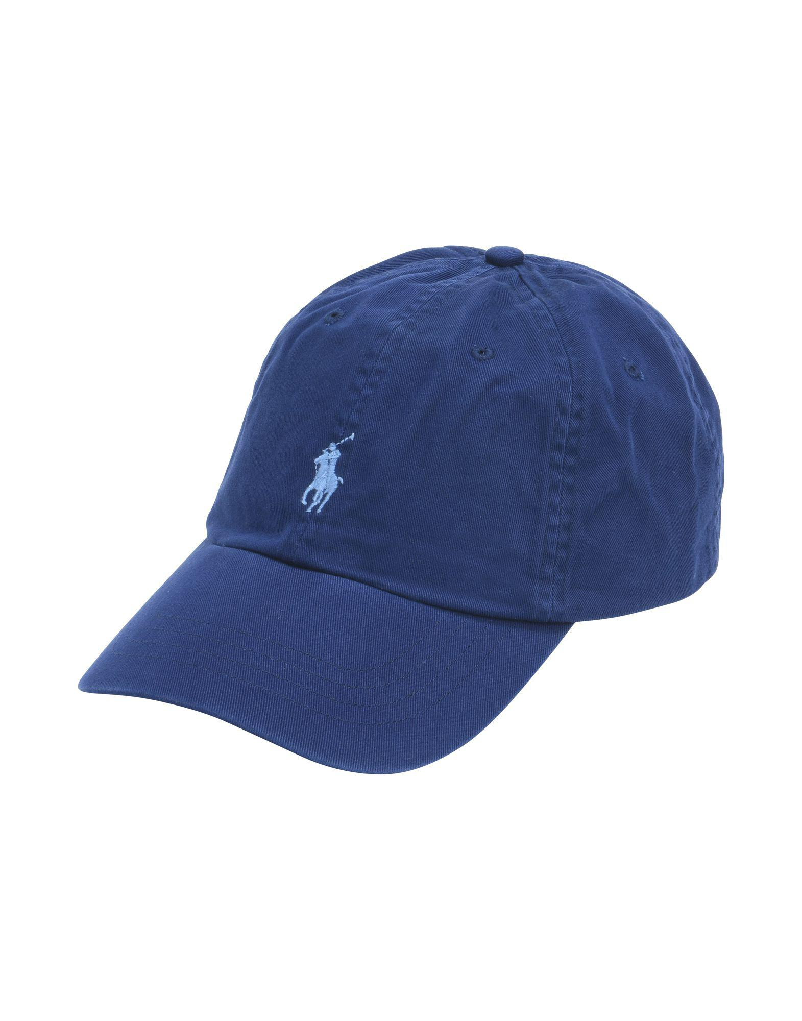 9619157dfdaf8 Polo Ralph Lauren Hat in Blue for Men - Lyst