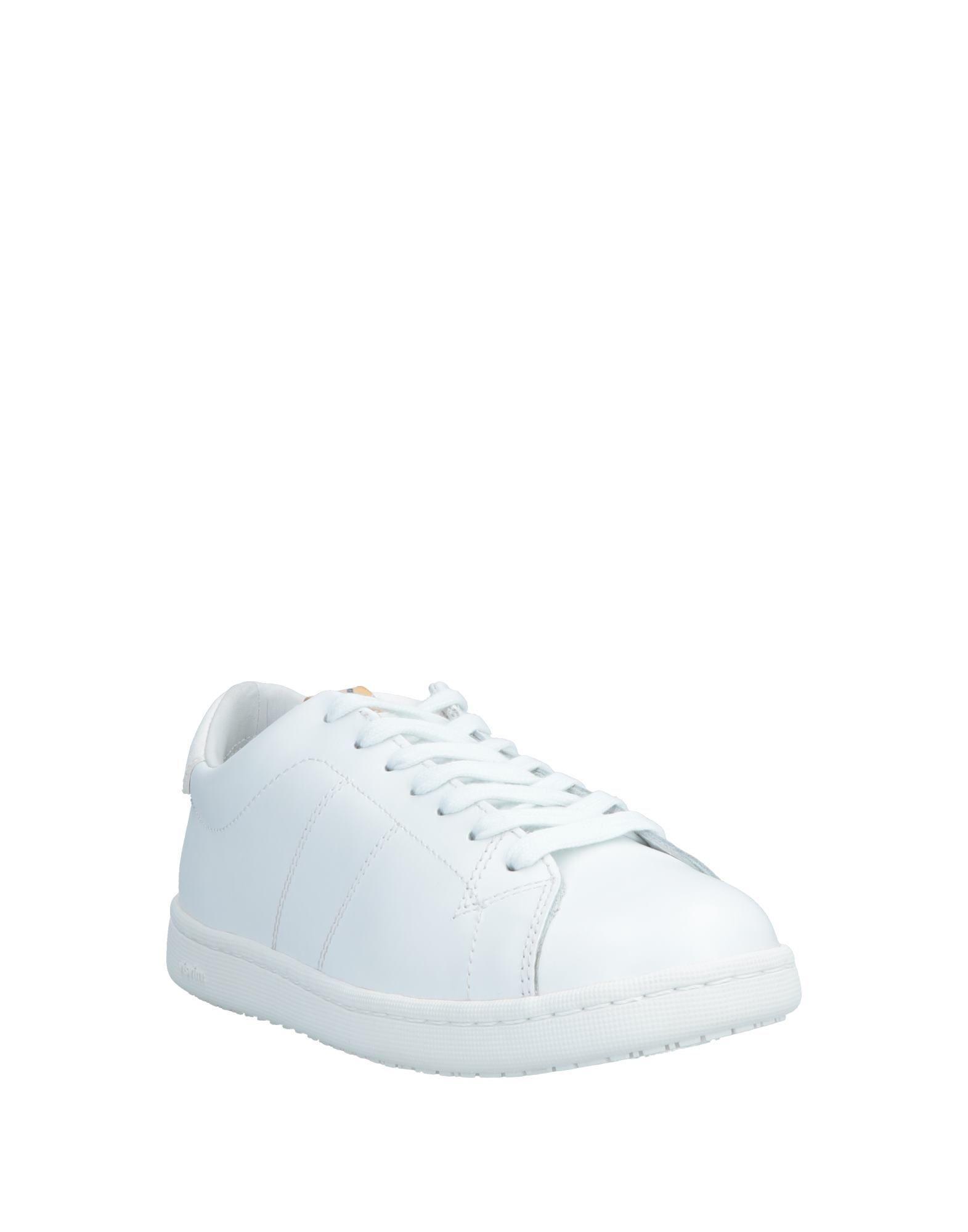 Sneakers & Tennis basses Cuir Visvim pour homme en coloris Blanc tFgX