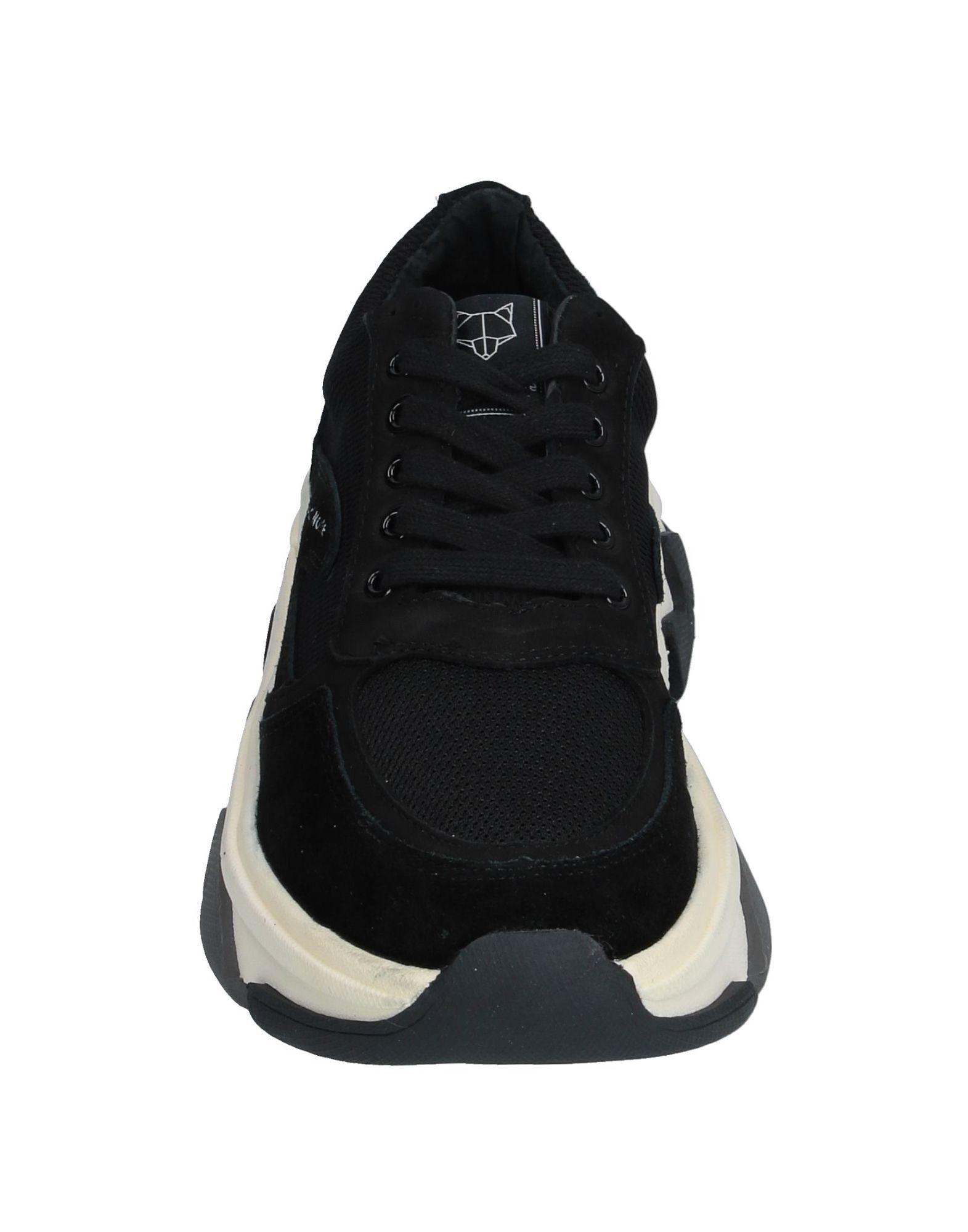Sneakers & Deportivas Naked Wolfe de color Negro