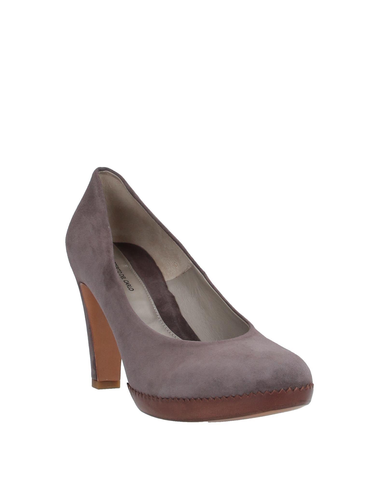 Zapatos de salón Roberto Del Carlo
