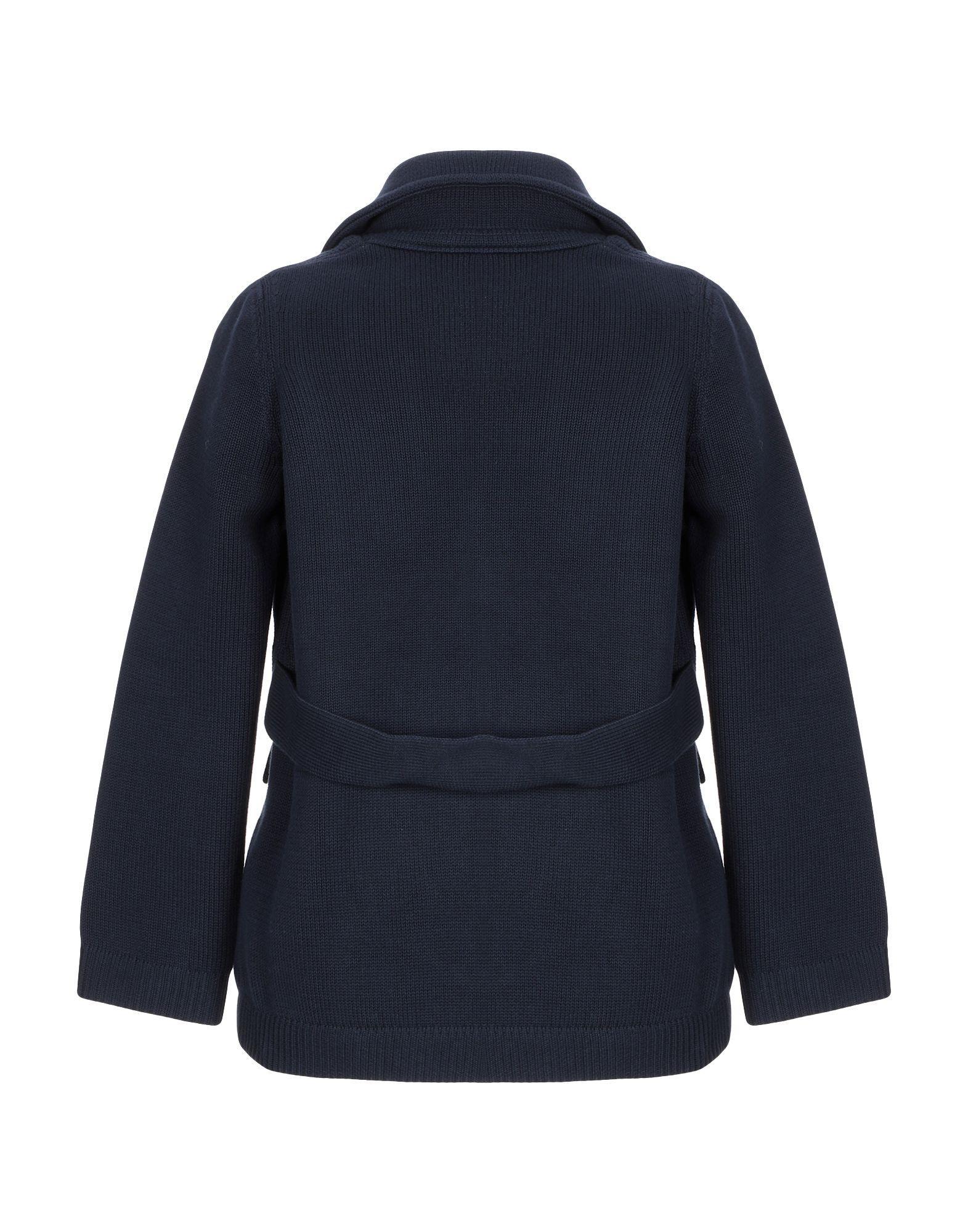 Veste Coton Stefanel en coloris Bleu