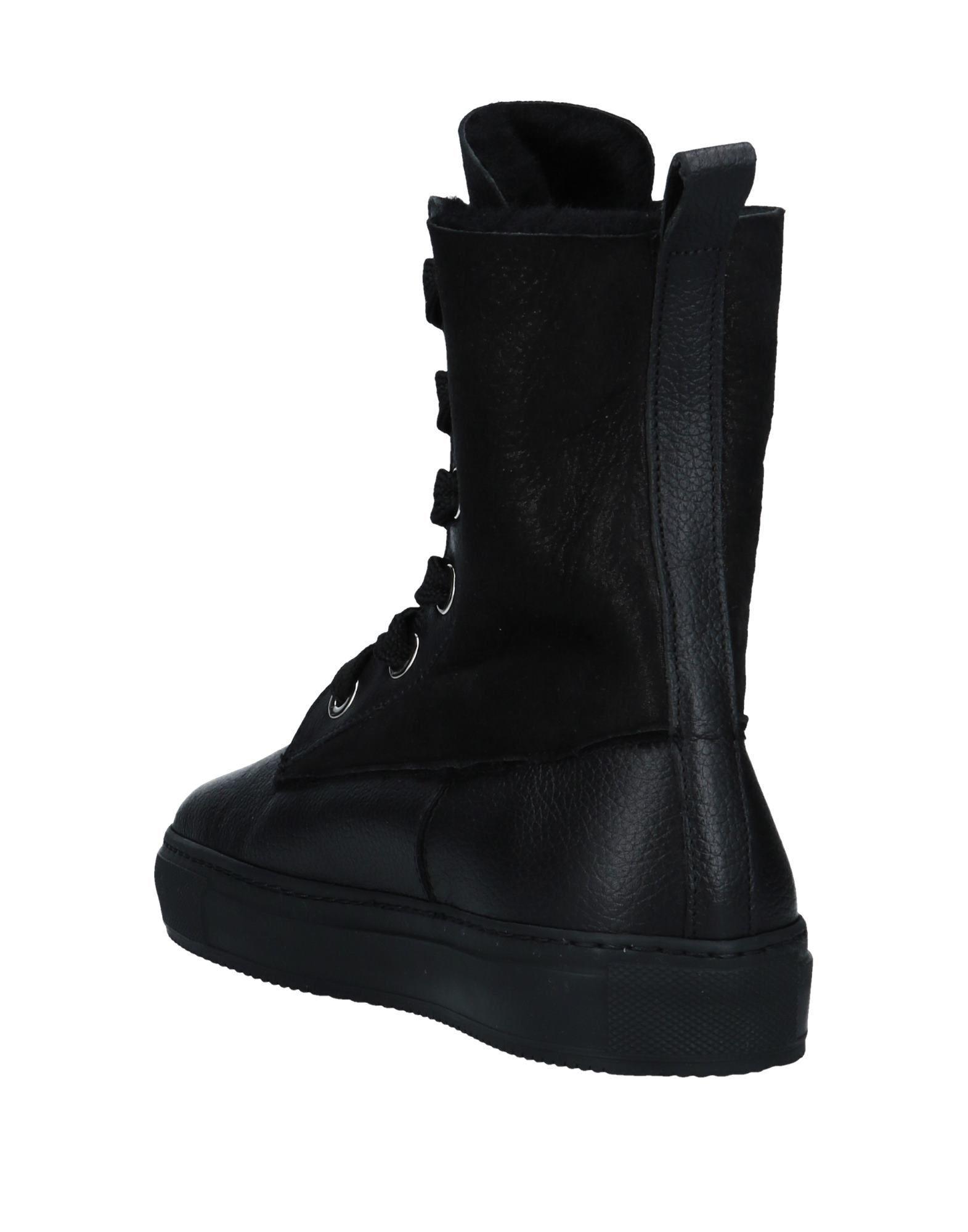 Boemos Leather High-tops & Sneakers in Black