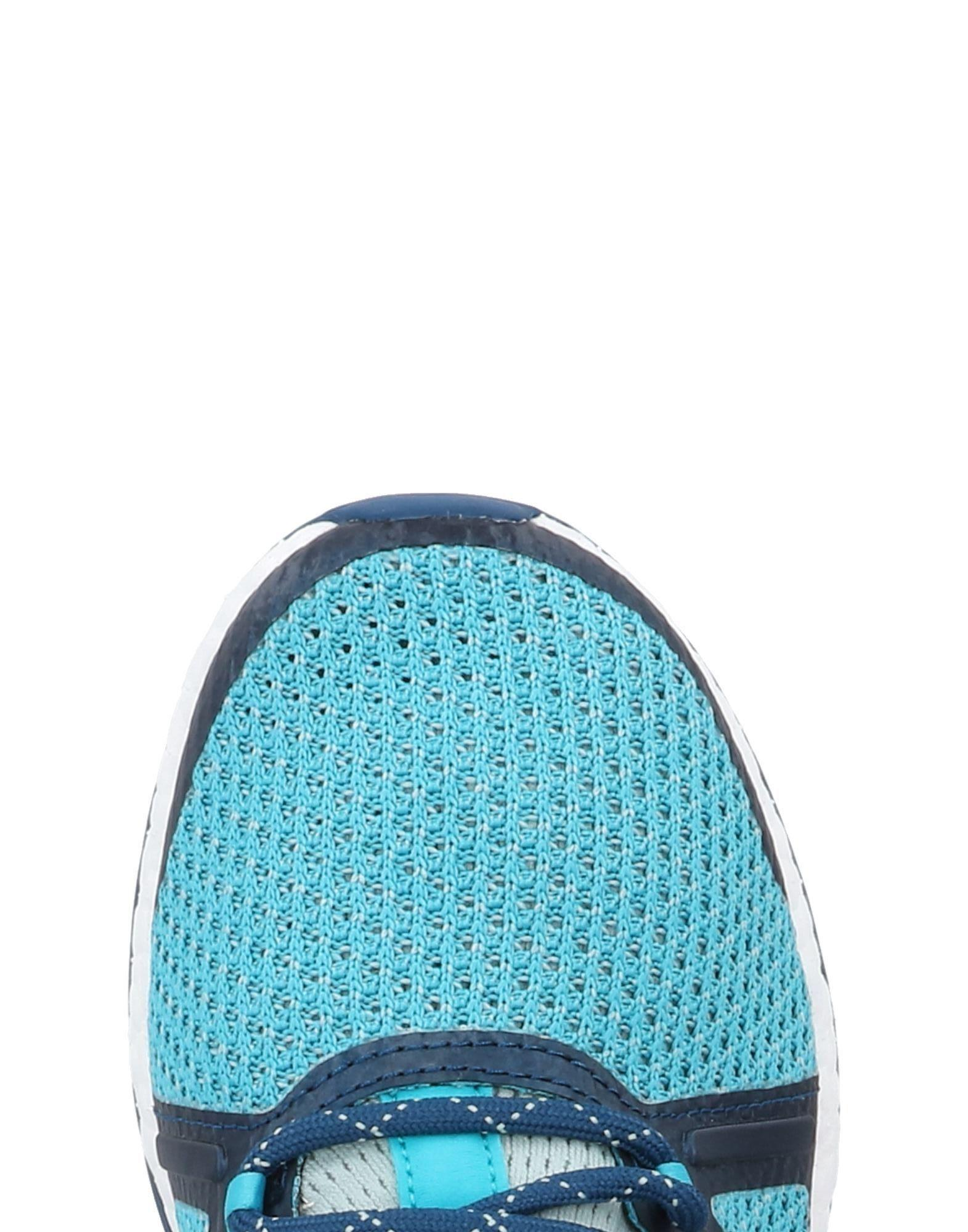 adidas Rubber Low-tops & Sneakers in Turquoise (Blue)