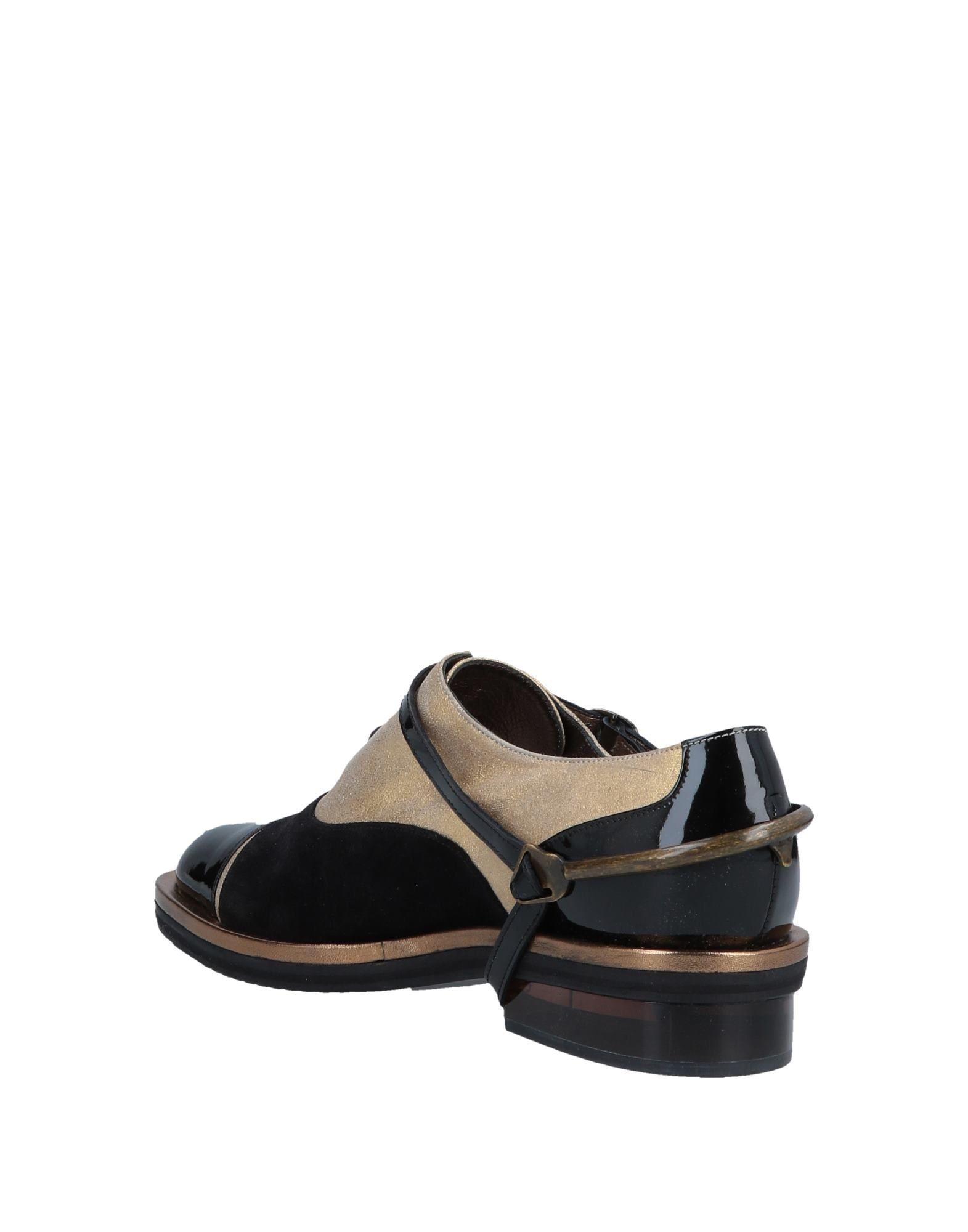 6e3c19bd662 Stephen Venezia Lace-up Shoe in Black - Lyst