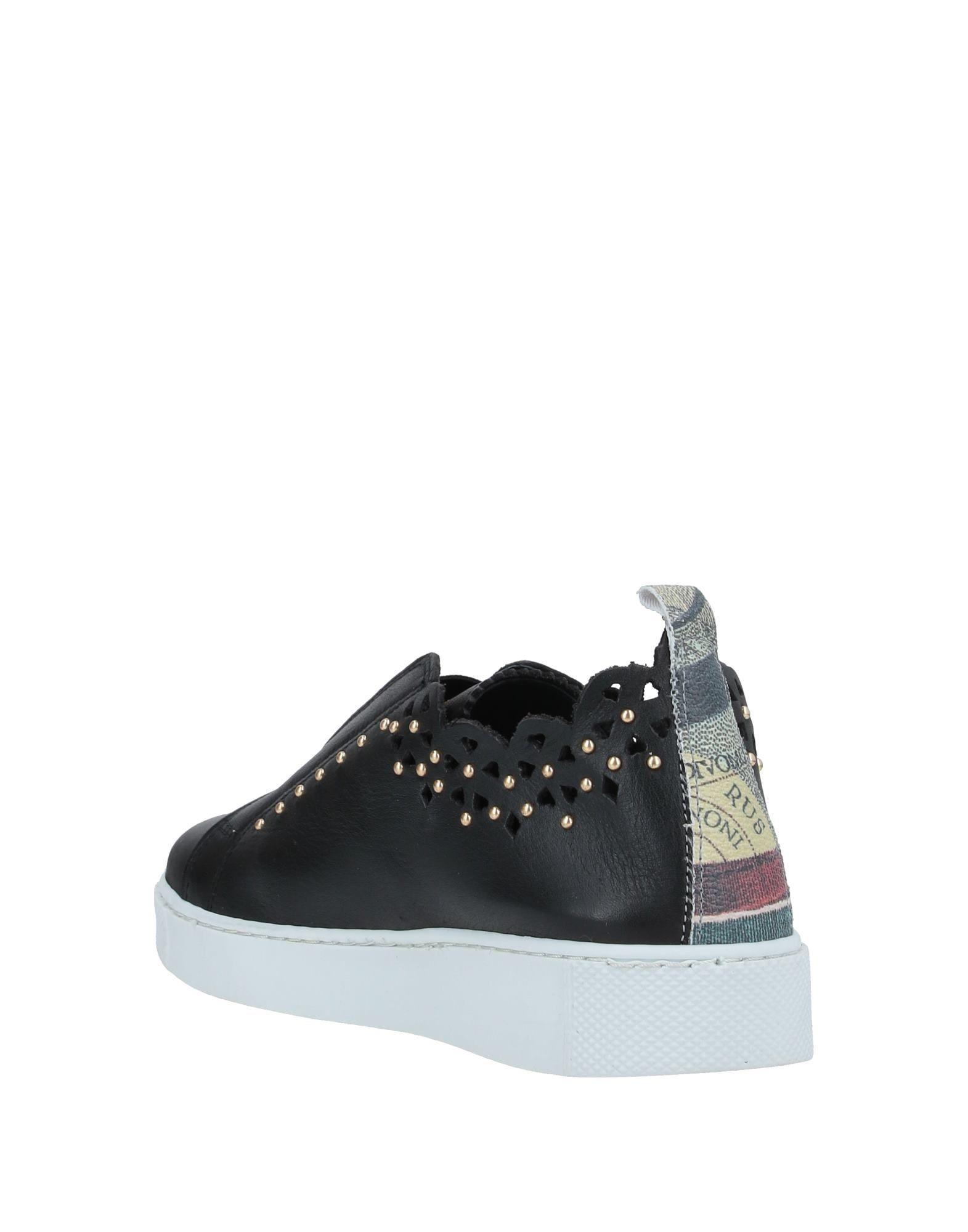 Sneakers & Deportivas Gattinoni de Cuero de color Negro