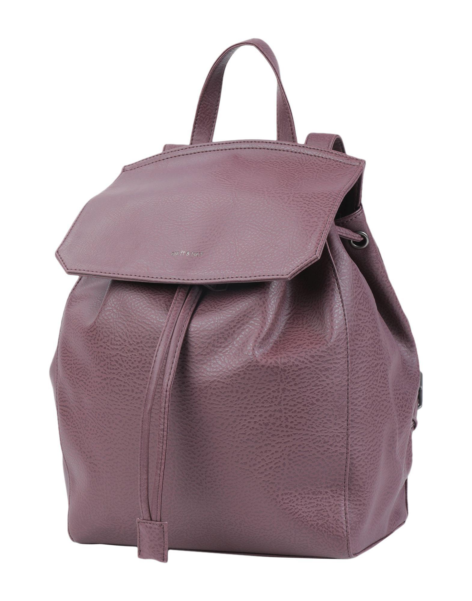 Purple Nat Bum amp; Lyst In Matt Backpacks Bags xqCAvnnUf
