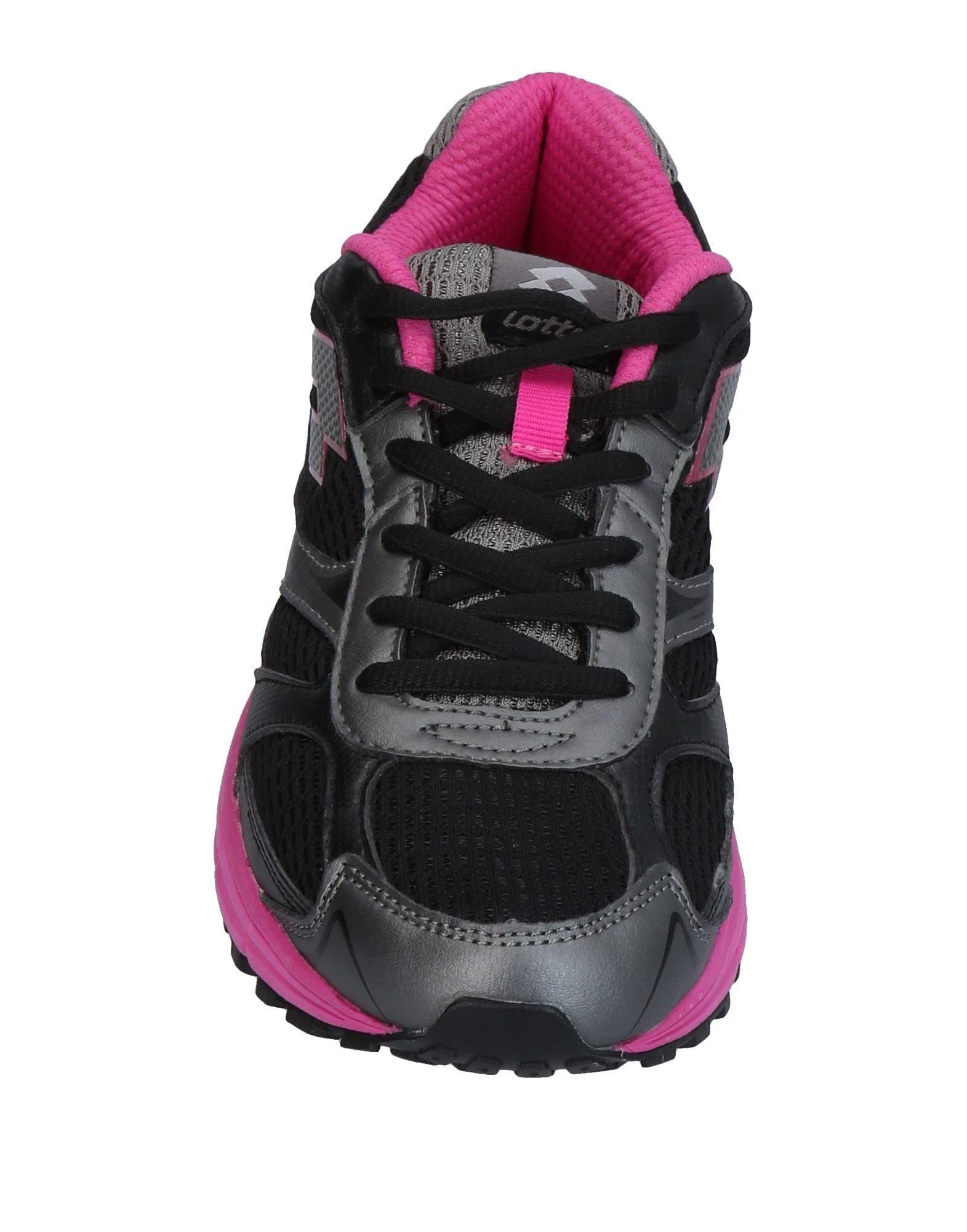 Lotto Leggenda Low-tops & Sneakers in Black
