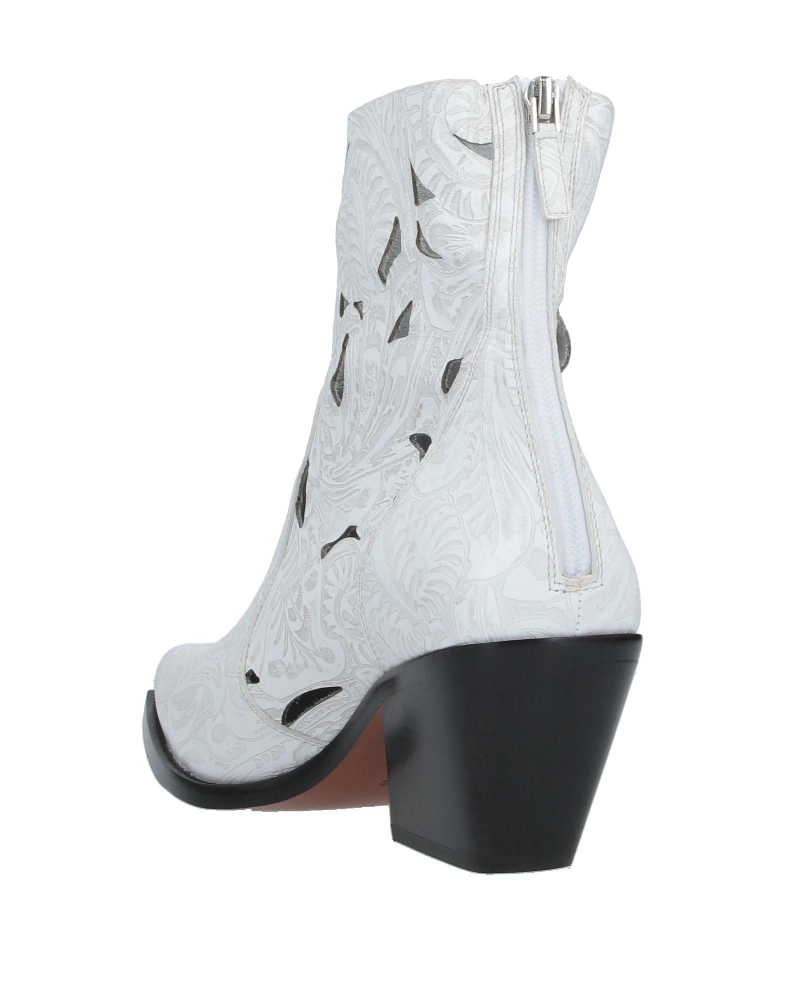 Botines de caña alta Givenchy de color Blanco