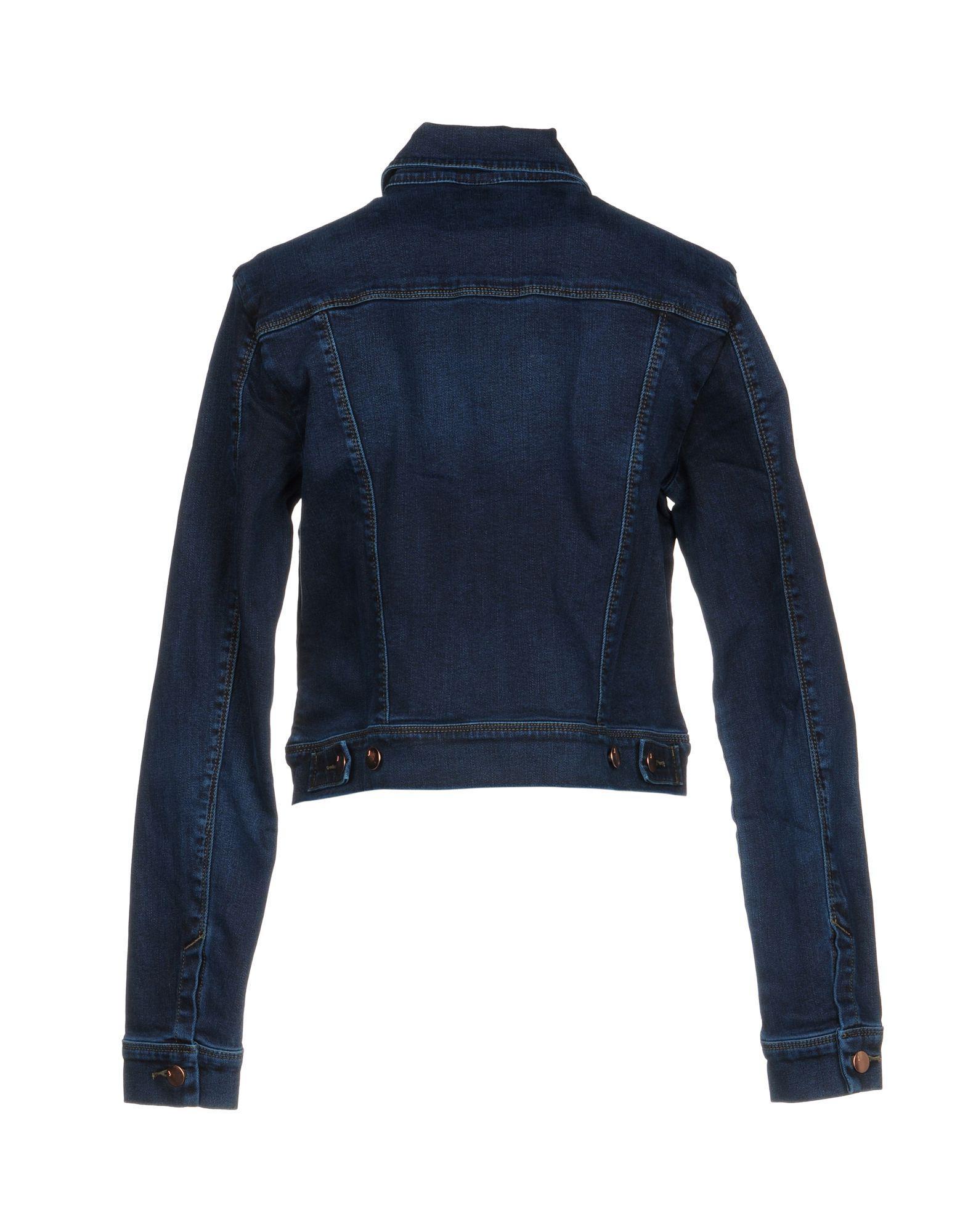 Manteau en jean Jean J Brand en coloris Bleu SfGDE