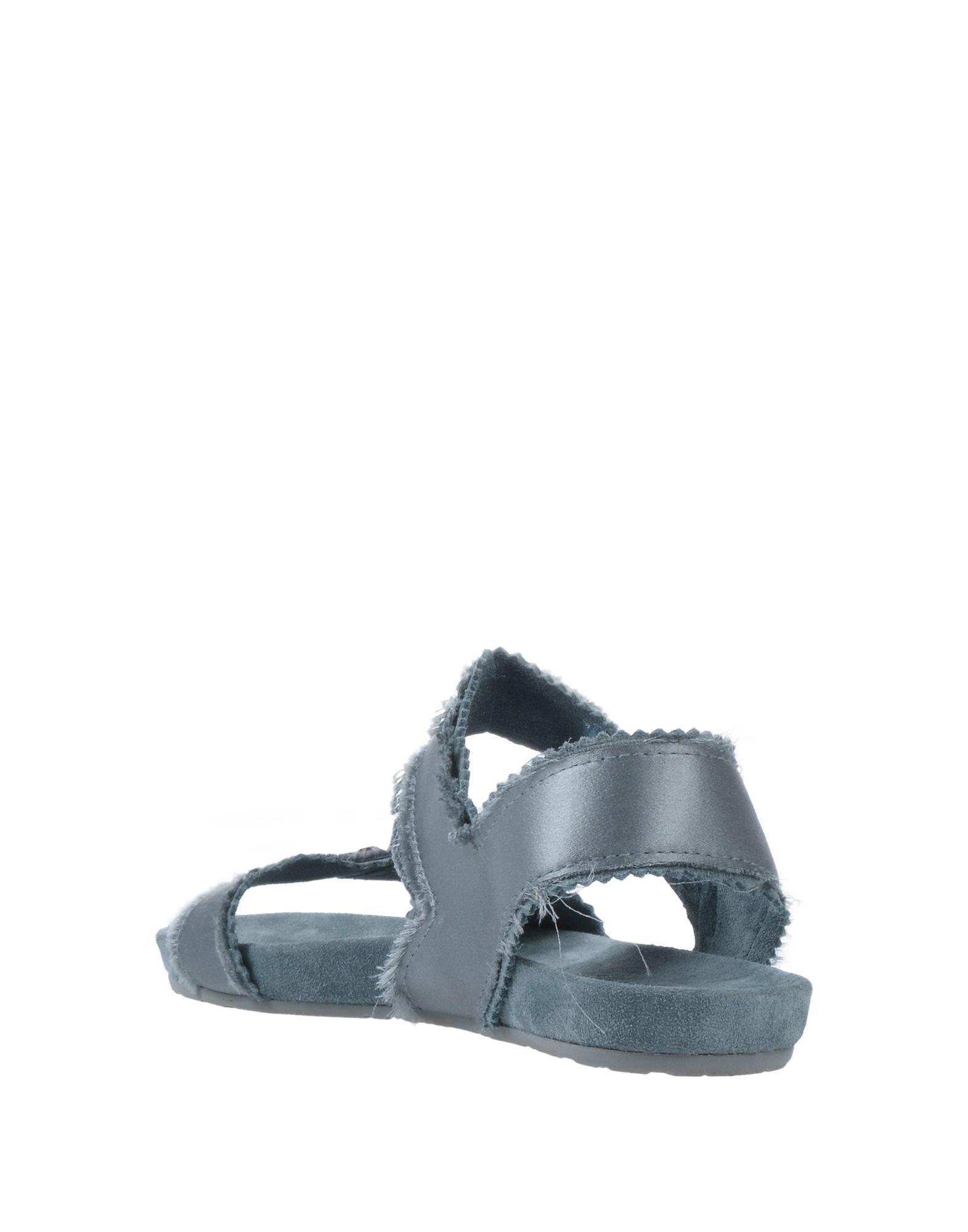 Pedro Garcia Blue Lyst In Sandals hxQrCstd