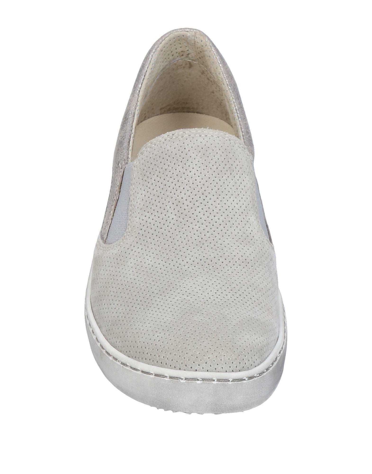 Novelty Suede Low-tops & Sneakers in Light Grey (Grey)
