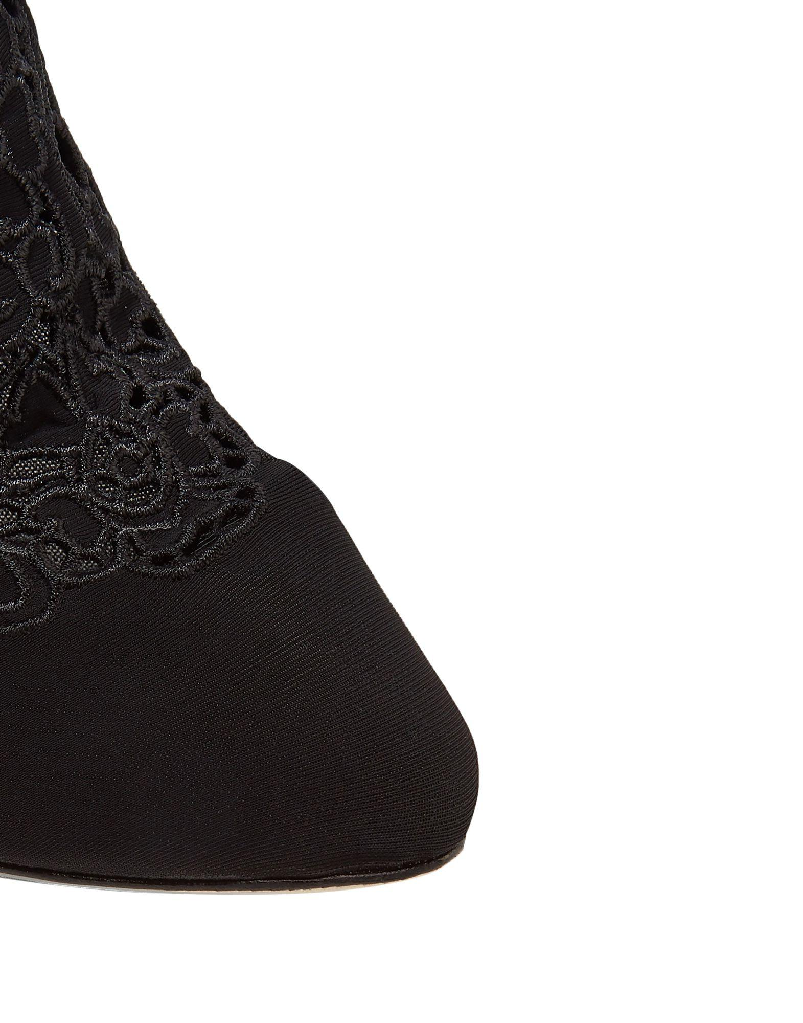 Botas Dolce & Gabbana de Encaje de color Negro