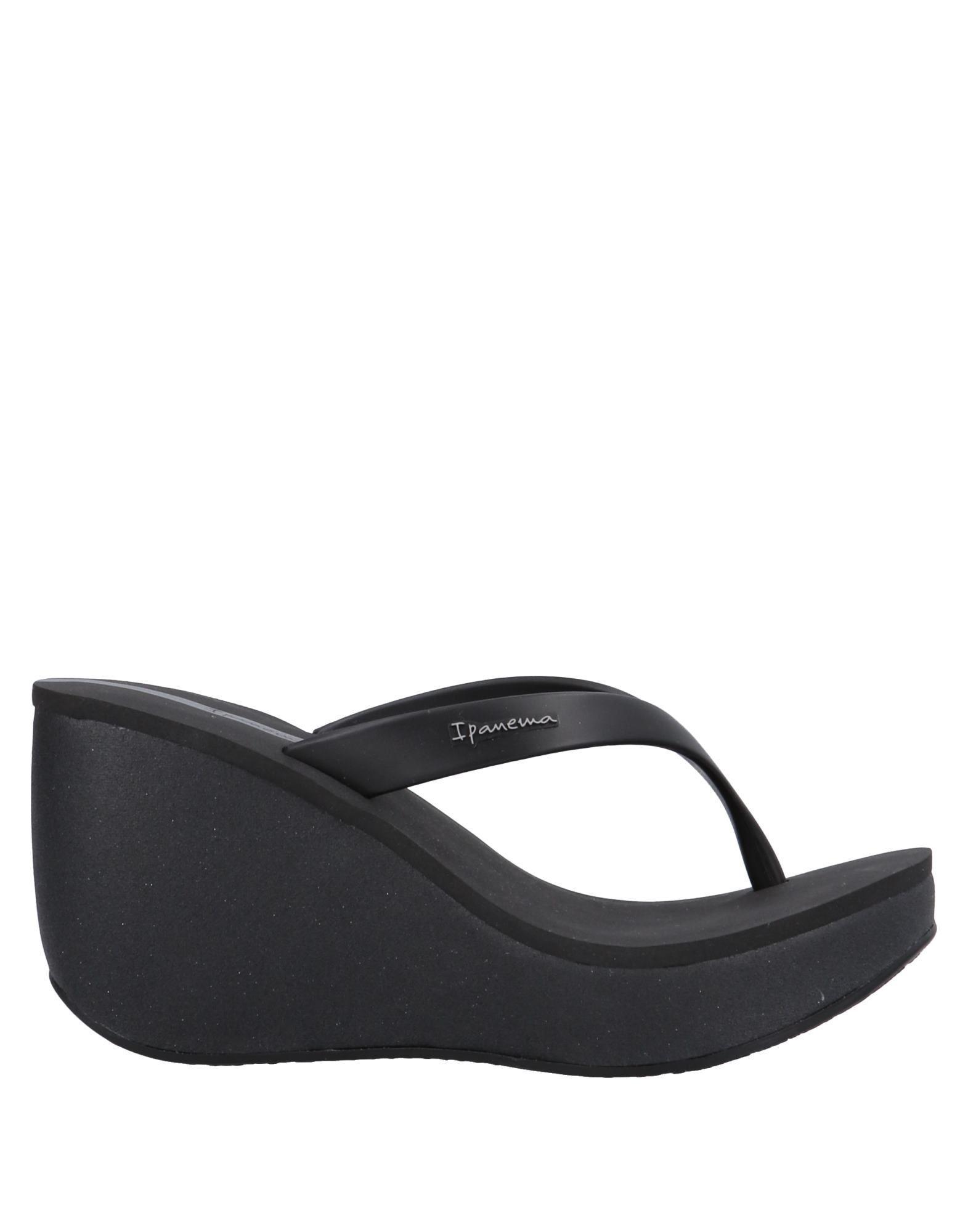 3d71e6a1f731 Lyst - Ipanema Toe Post Sandal in Black - Save 27%