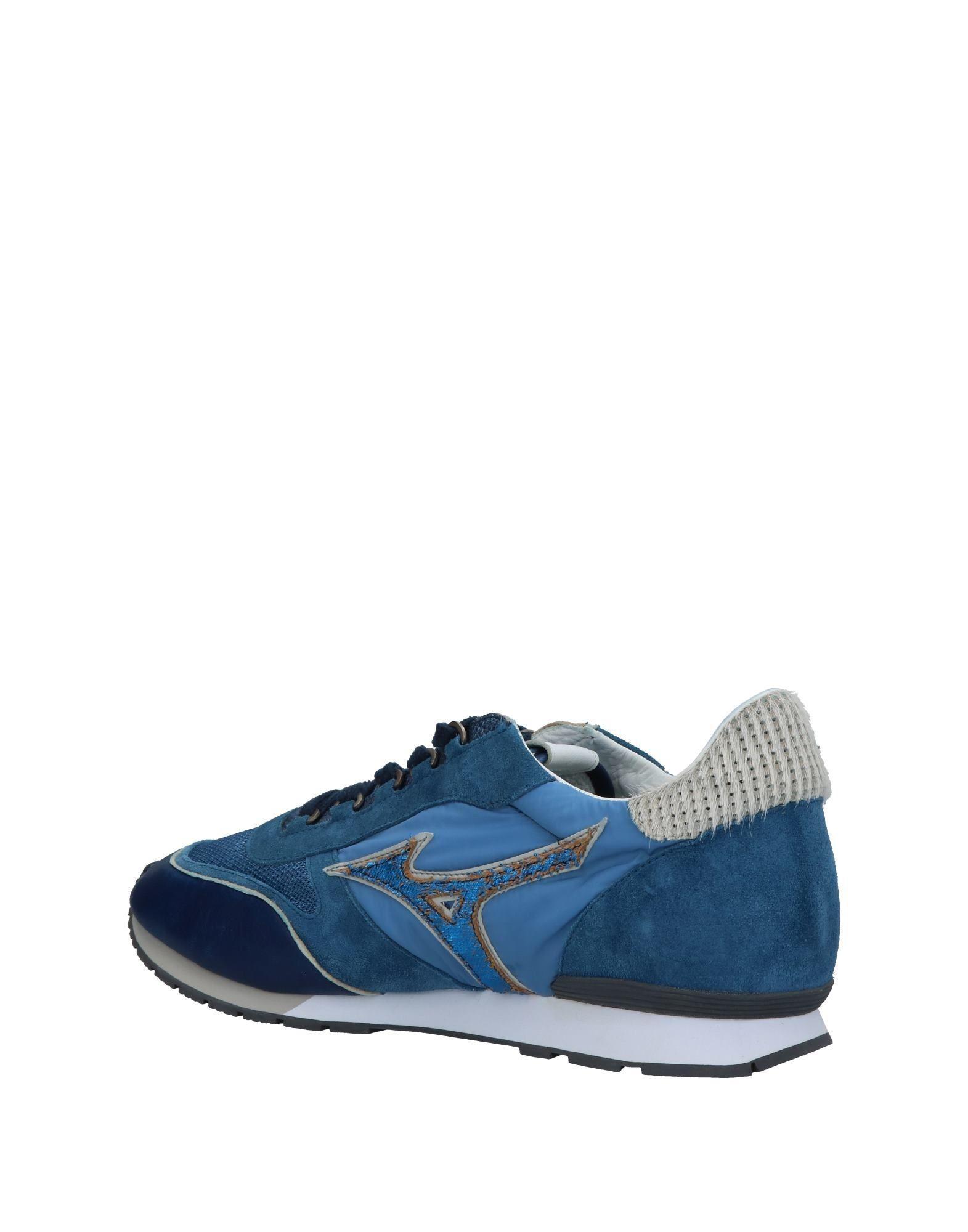 Sneakers & Deportivas Mizuno de Ante de color Azul para hombre
