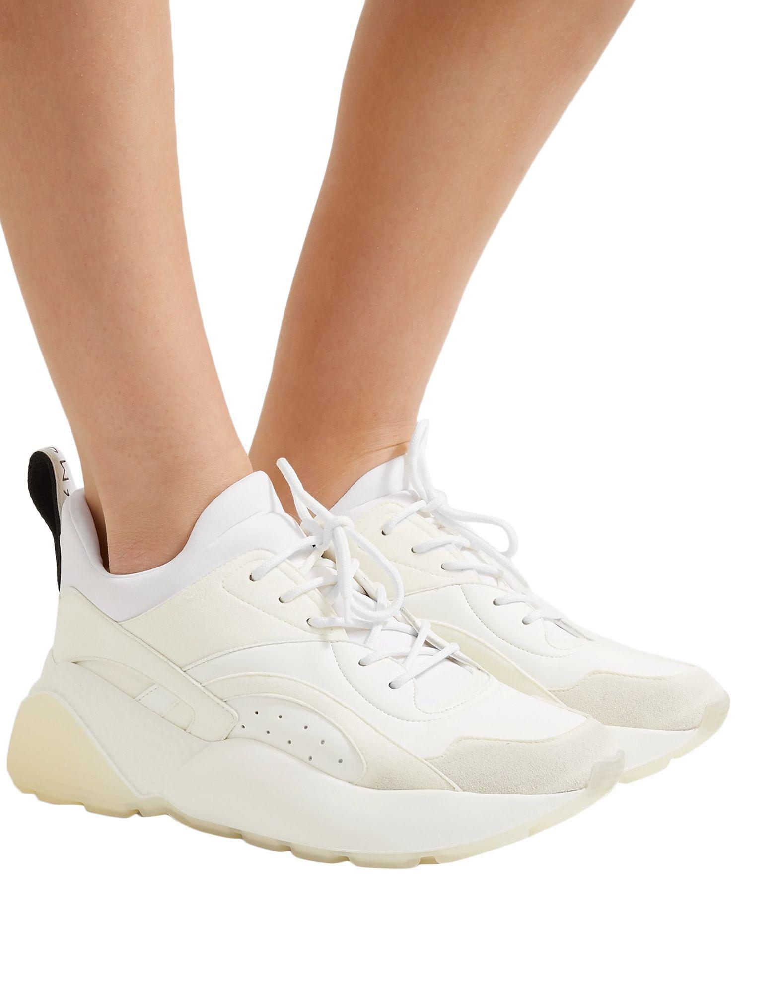 Sneakers & Deportivas Stella McCartney de color Blanco