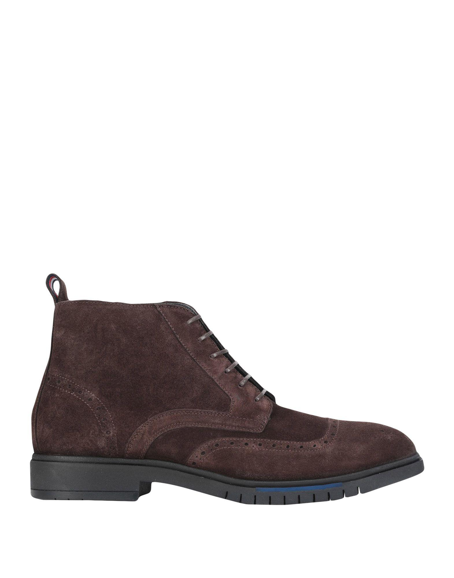 58baca4aa9468 Lyst - Tommy Hilfiger Ankle Boots in Brown for Men