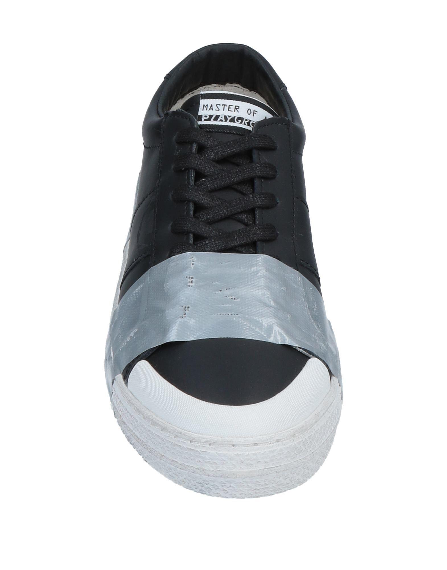 Sneakers & Deportivas MOA de Cuero de color Negro para hombre