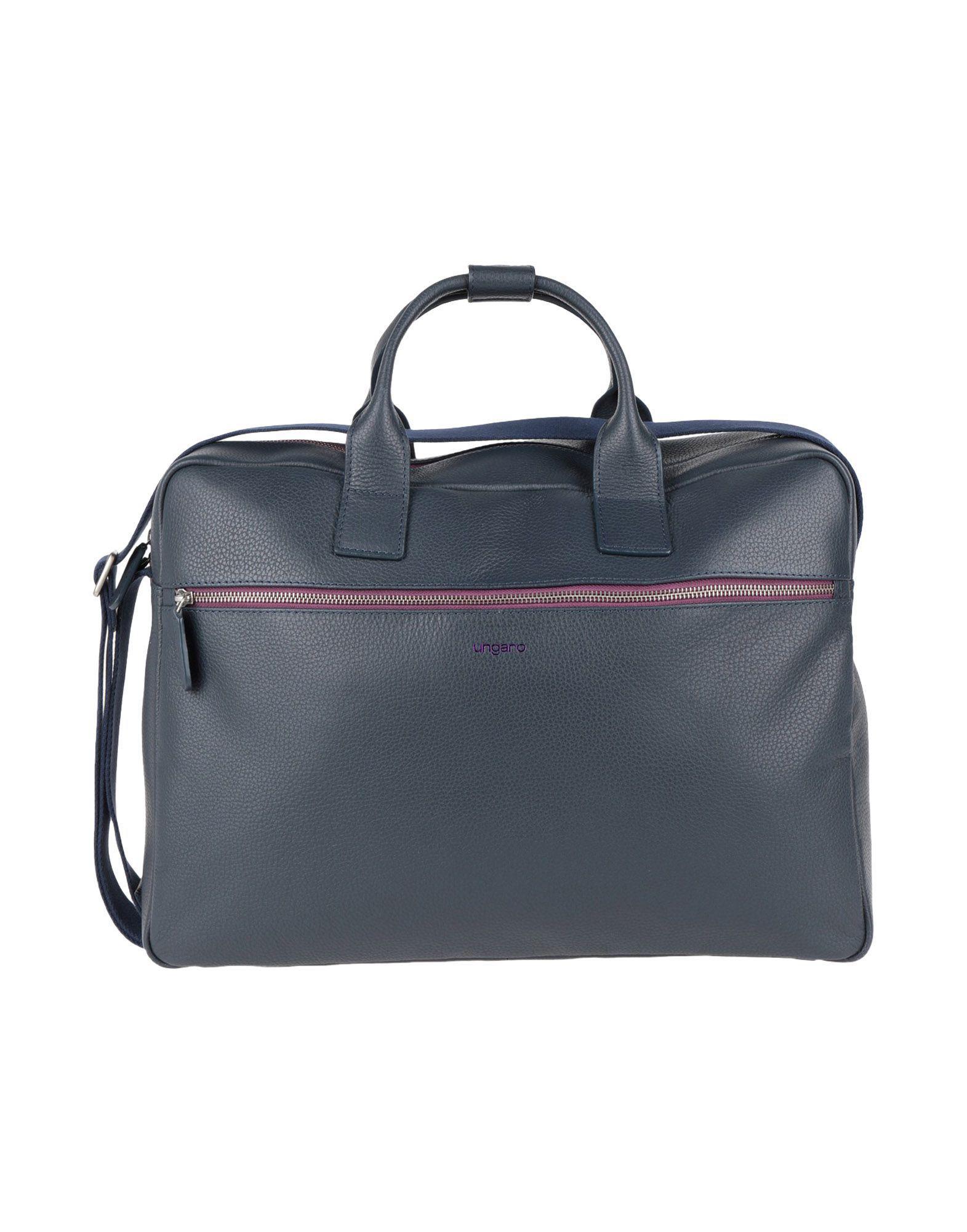 57c8f6ccb41 Emanuel Ungaro Luggage in Blue for Men - Lyst