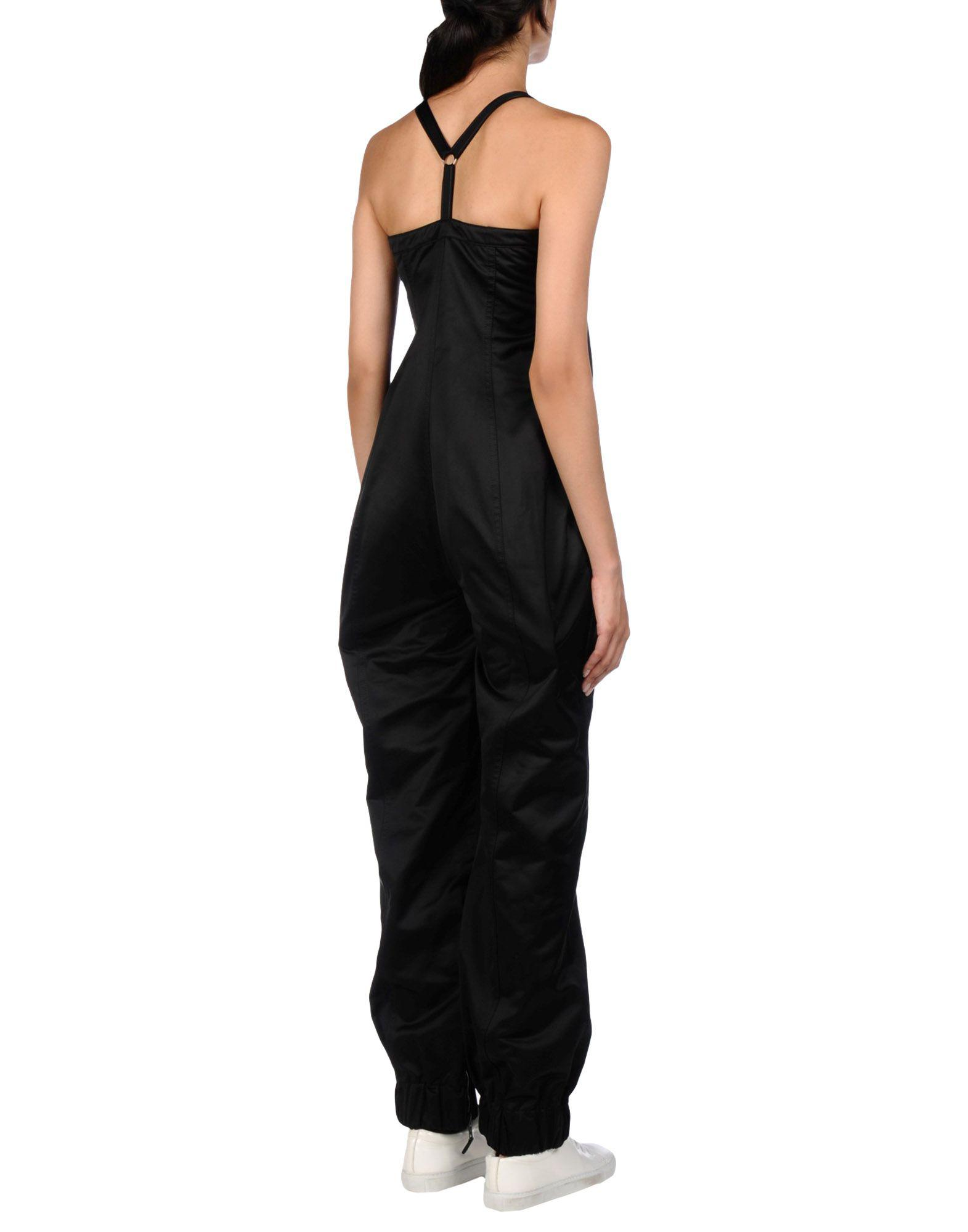 5c2dc044e0 Lyst - PUMA Jumpsuit in Black